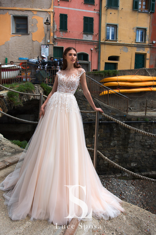 Свадебные платья оптом «Sensuella»-1