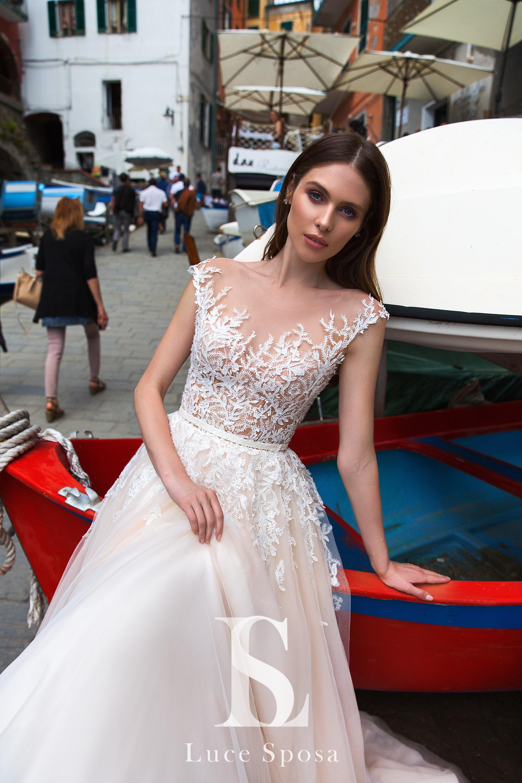 Свадебные платья оптом «Sensuella»-3