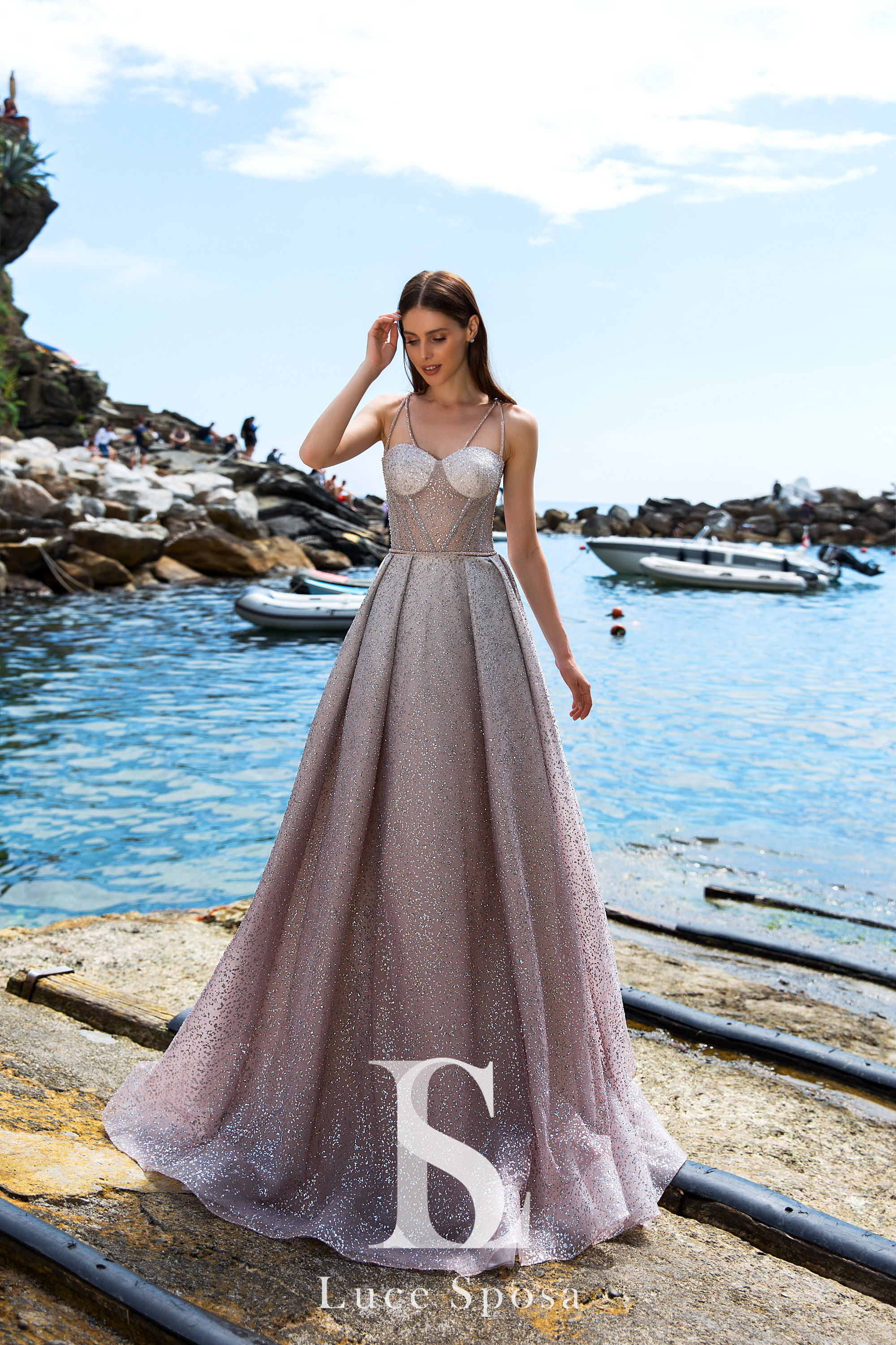 Wedding Dresses «Hesben»-1