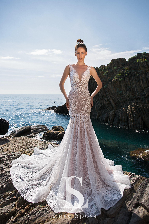 Свадебные платья оптом «Filipina»-1
