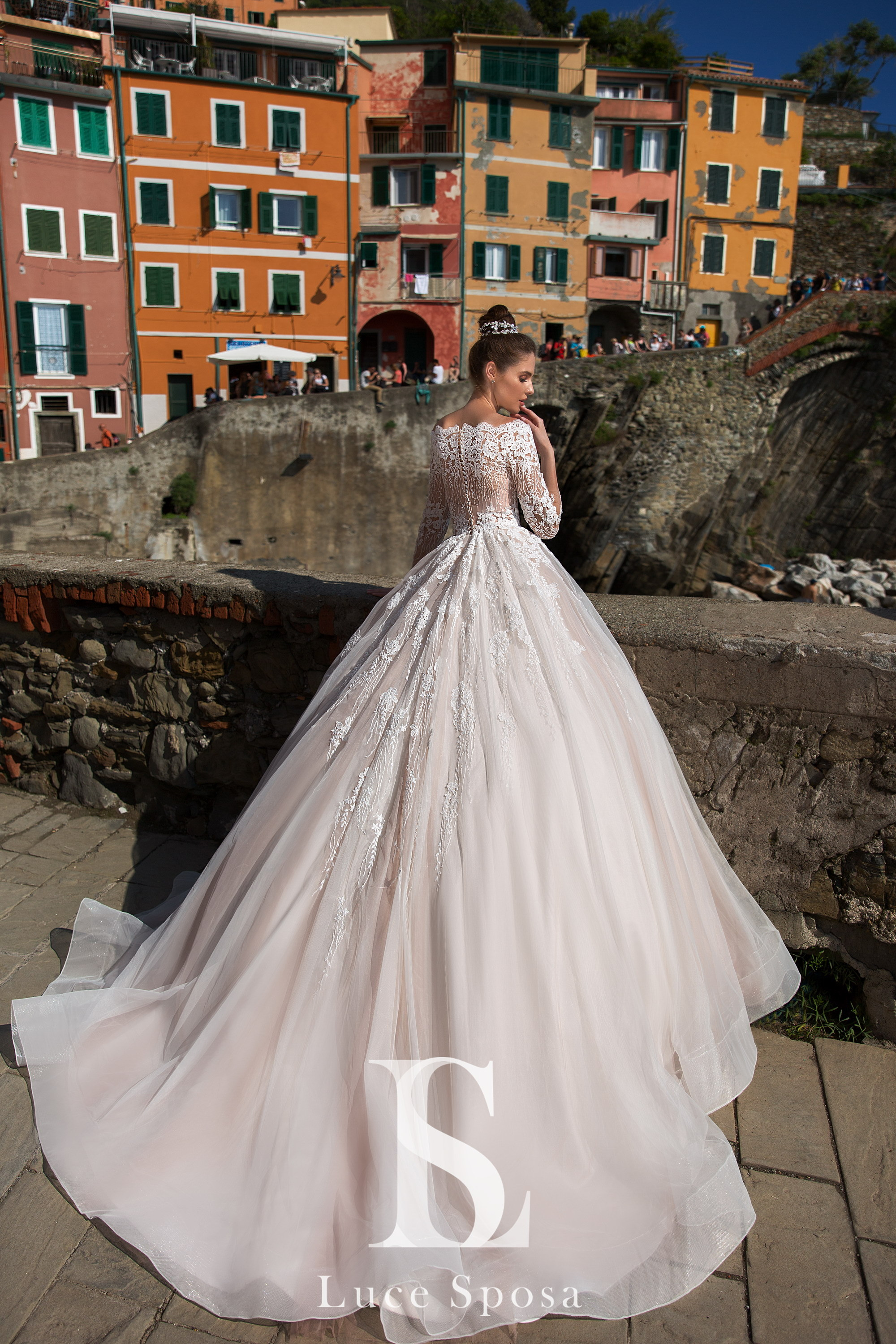 Wedding Dresses «Graicen»-1