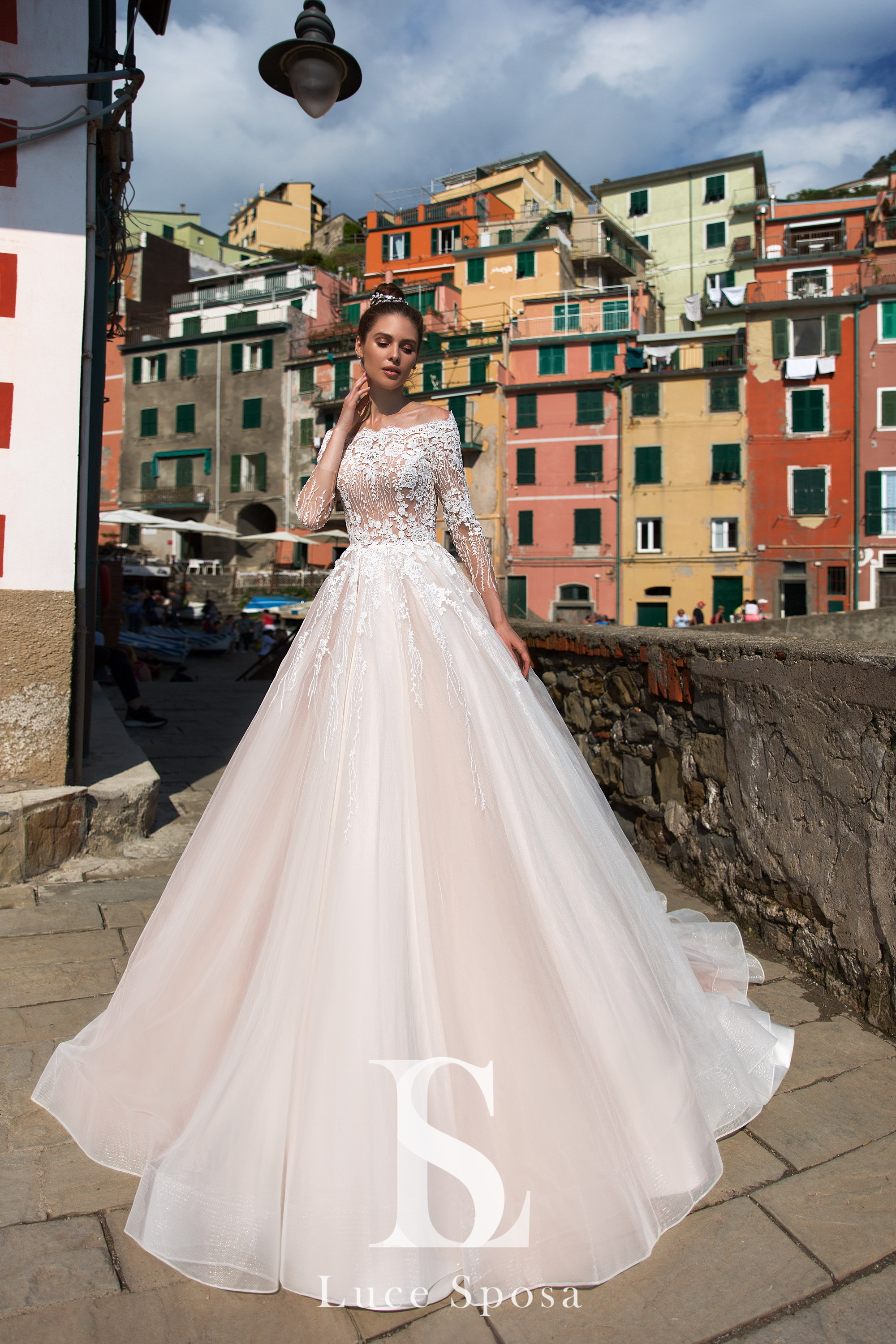 Wedding Dresses «Graicen»-3