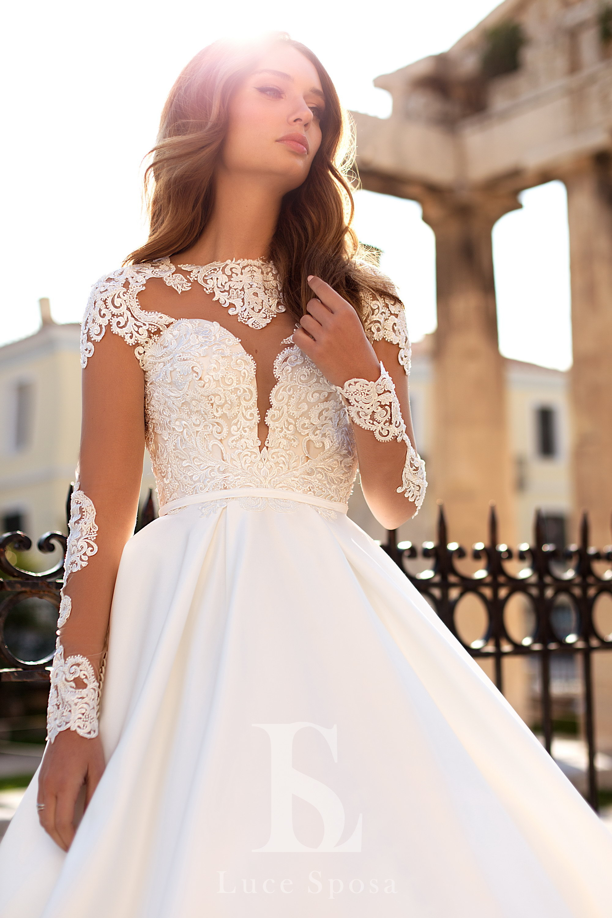 Wedding Dresses «Gerda»-1
