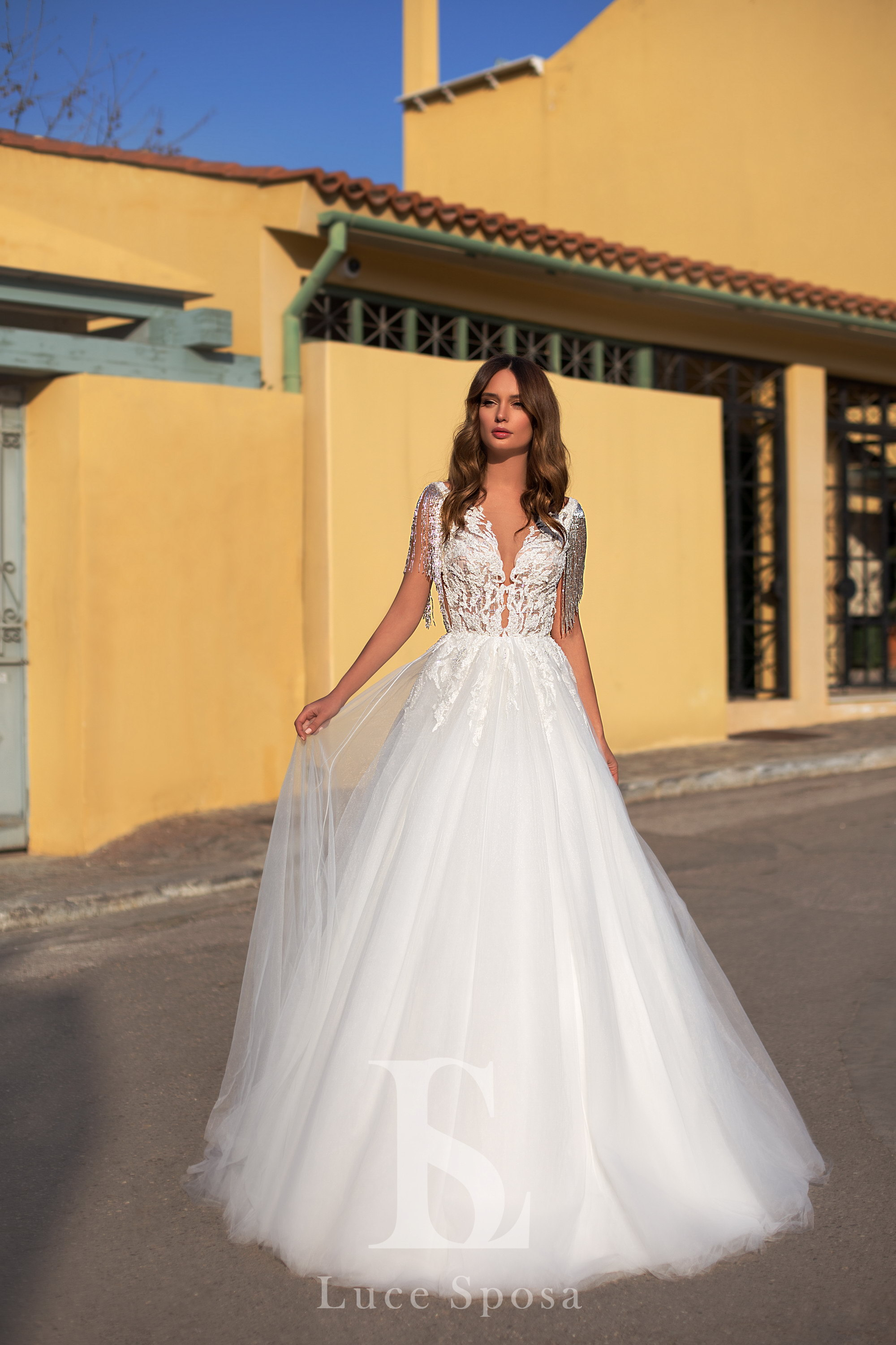 Wedding Dresses «Harmonia»-1