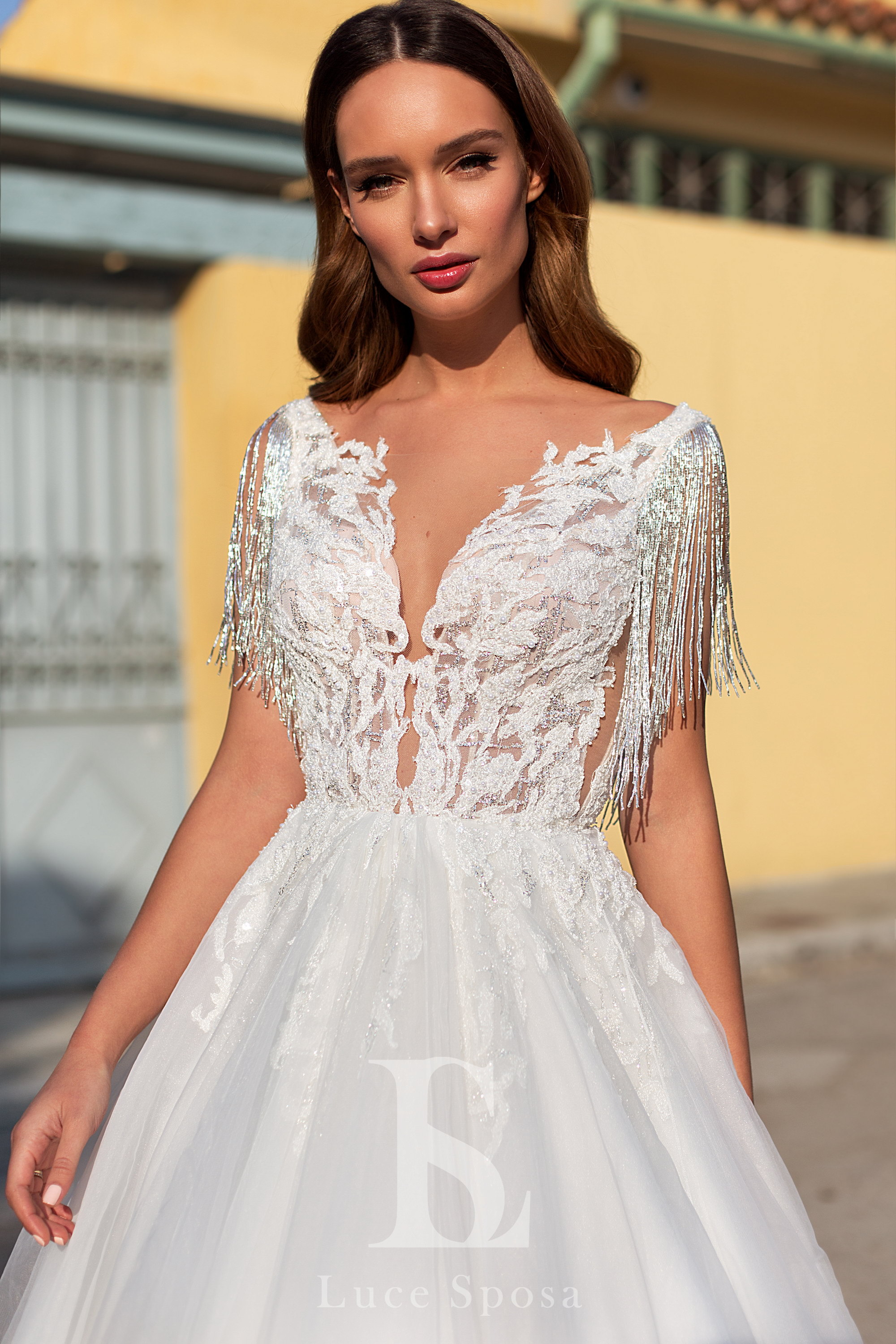 Wedding Dresses «Harmonia»-2