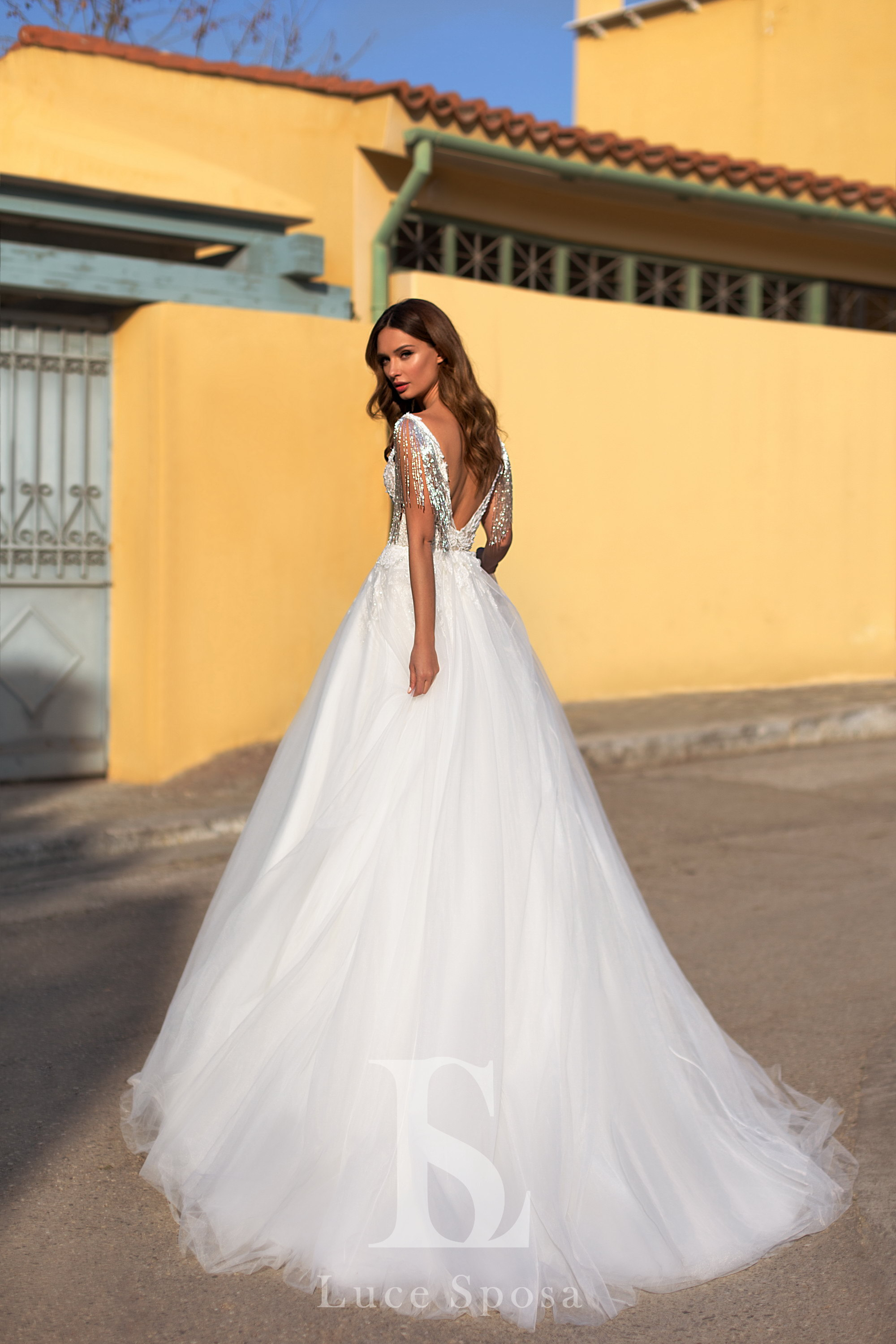 Wedding Dresses «Harmonia»-3