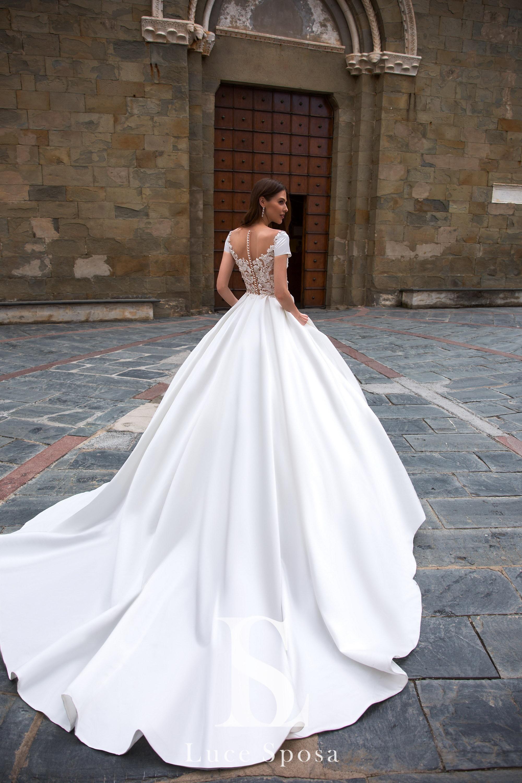 Свадебные платья оптом «Hadler»-2