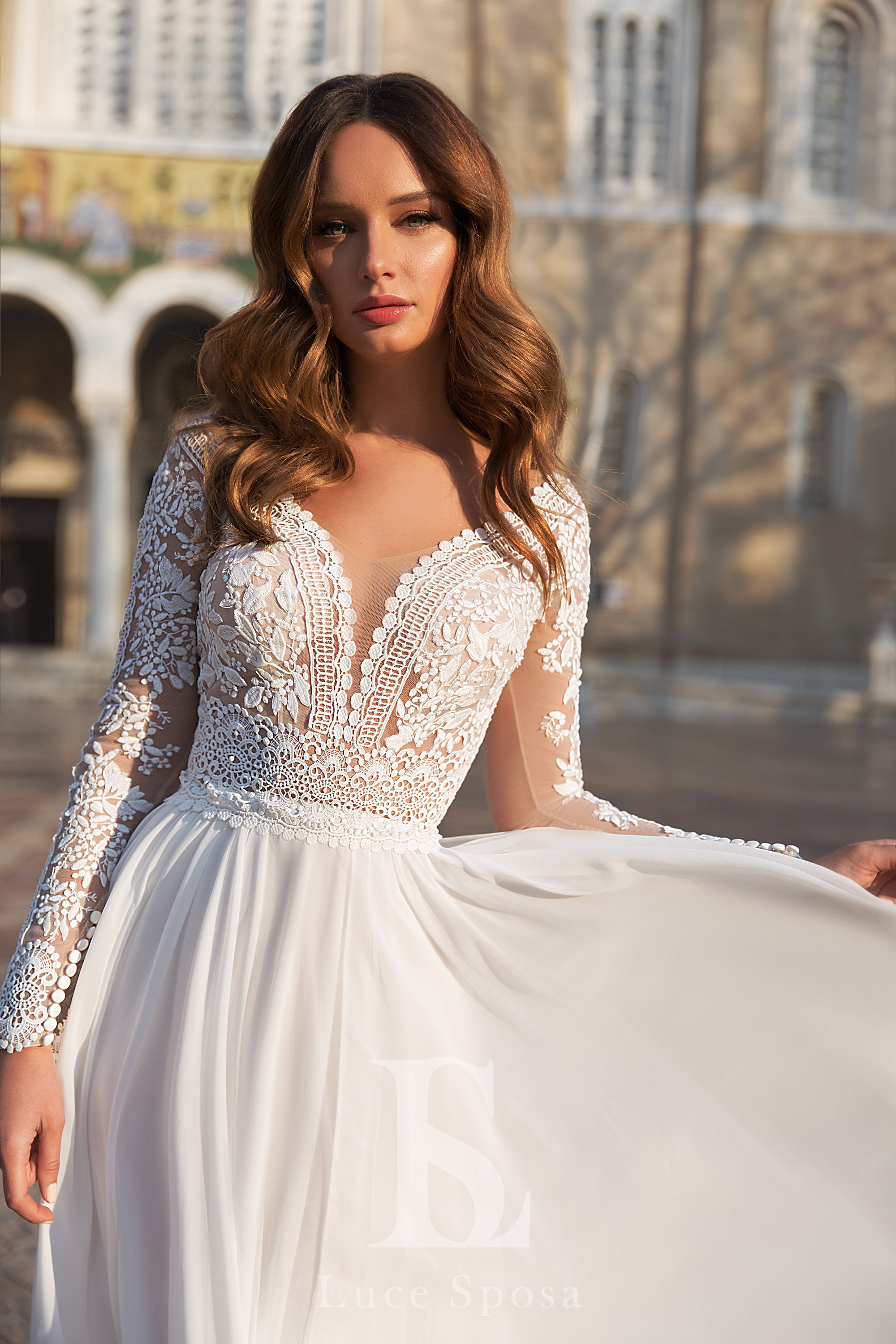 Wedding Dresses «Hilton»-2