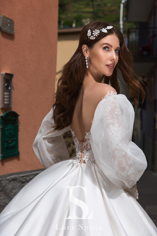 Свадебные платья оптом «Manarola»-2