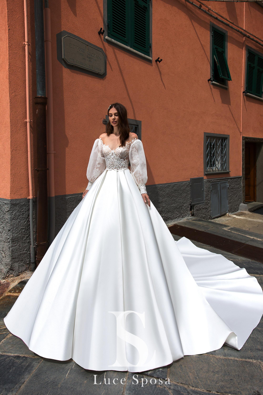 Свадебные платья оптом «Manarola»-3
