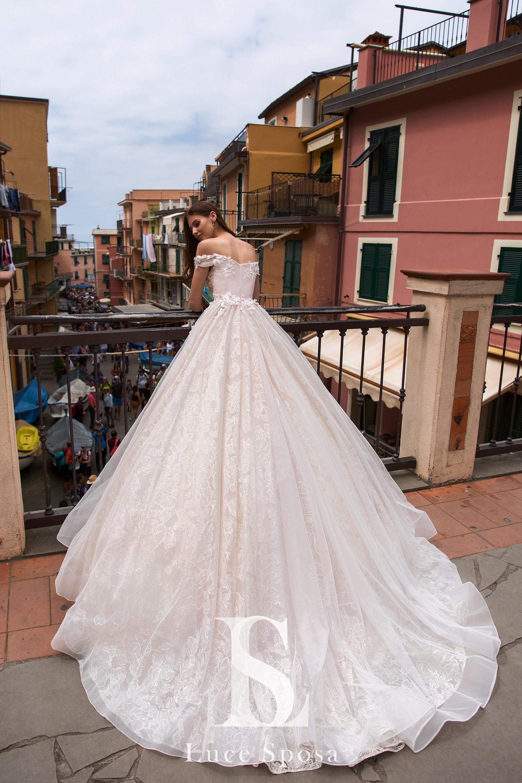 Wedding Dresses «Simona»-3
