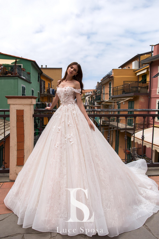 Wedding Dresses «Simona»-1