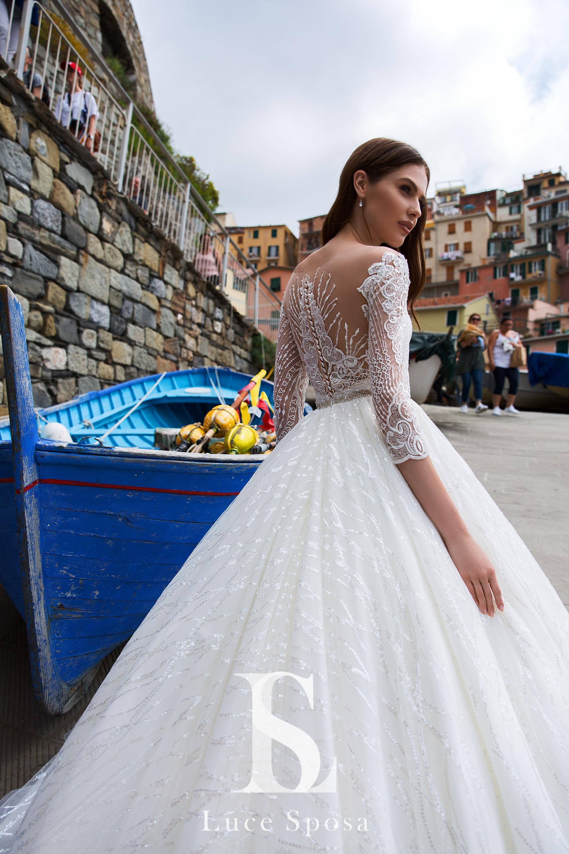 Свадебные платья оптом «Joslin»-3