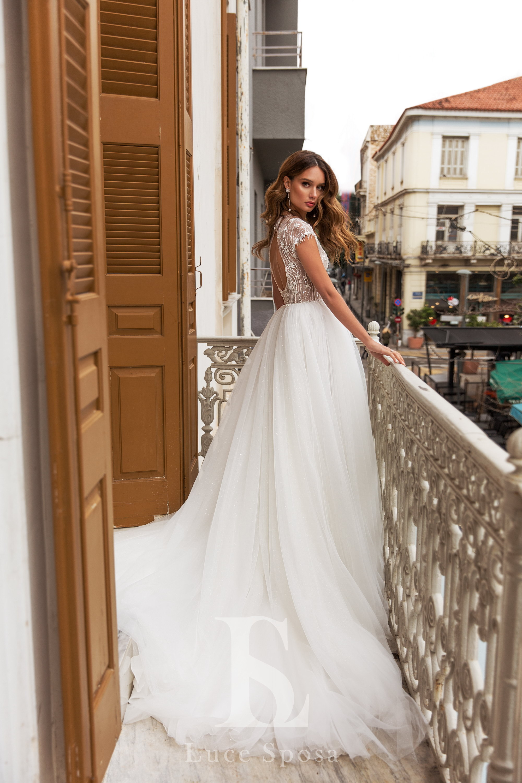 Wedding Dresses «Wanga»-1