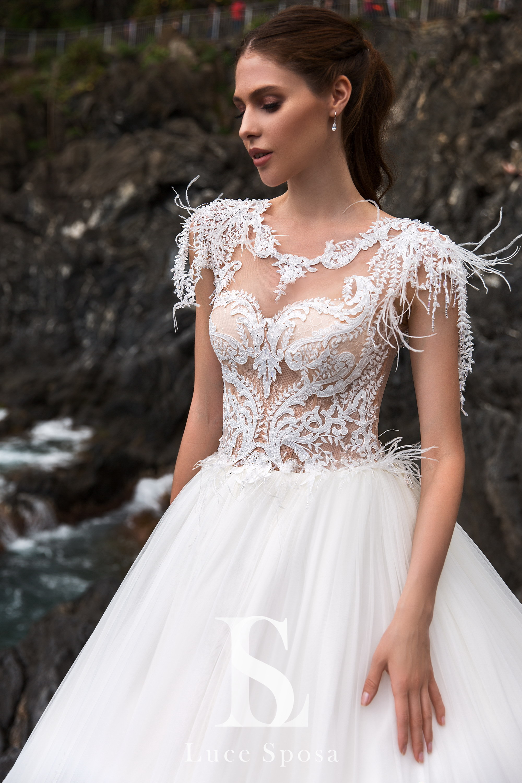 Wedding Dresses «Adalin»-1