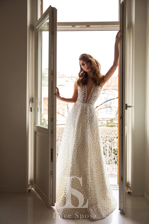 Свадебные платья оптом «Klaudi»-3