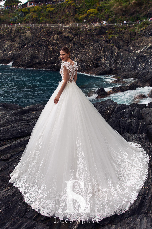 Wedding Dresses «Adalin»-3