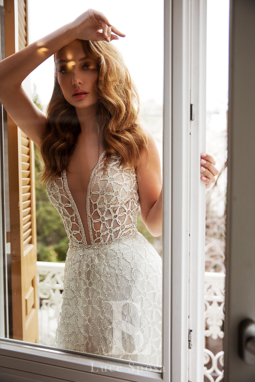 Свадебные платья оптом «Klaudi»-1