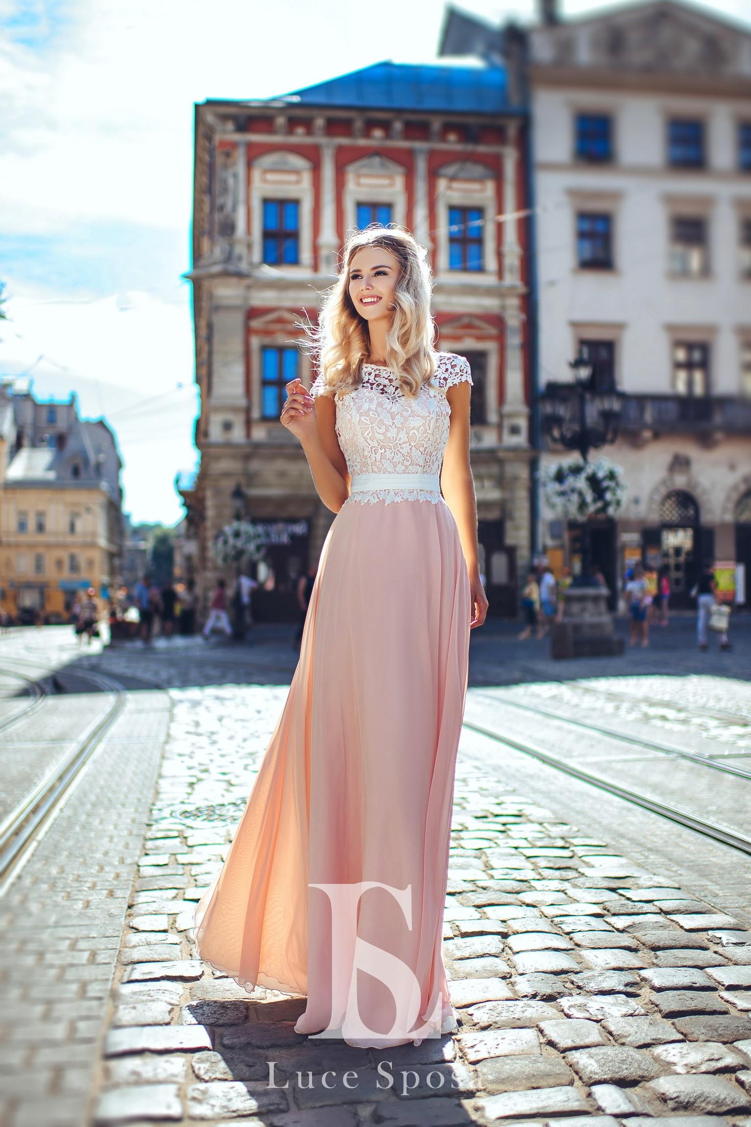 Wedding Dresses «LV-004»-2
