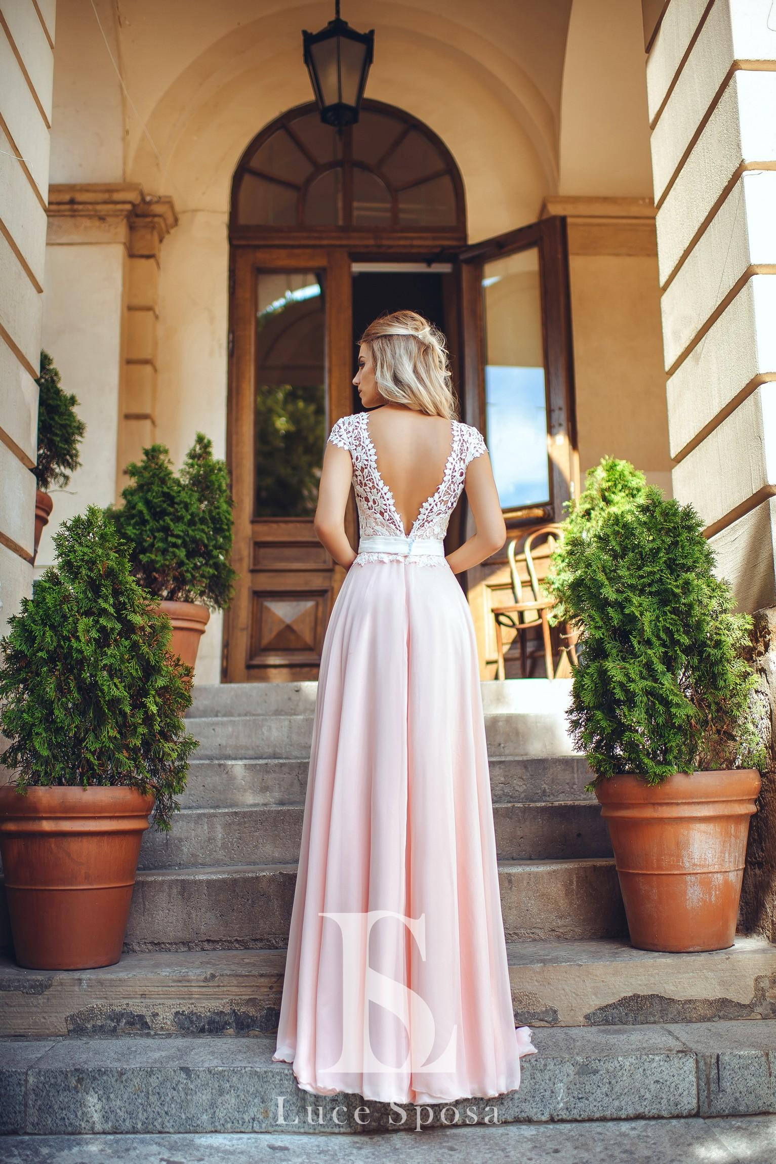 Wedding Dresses «LV-004»-3