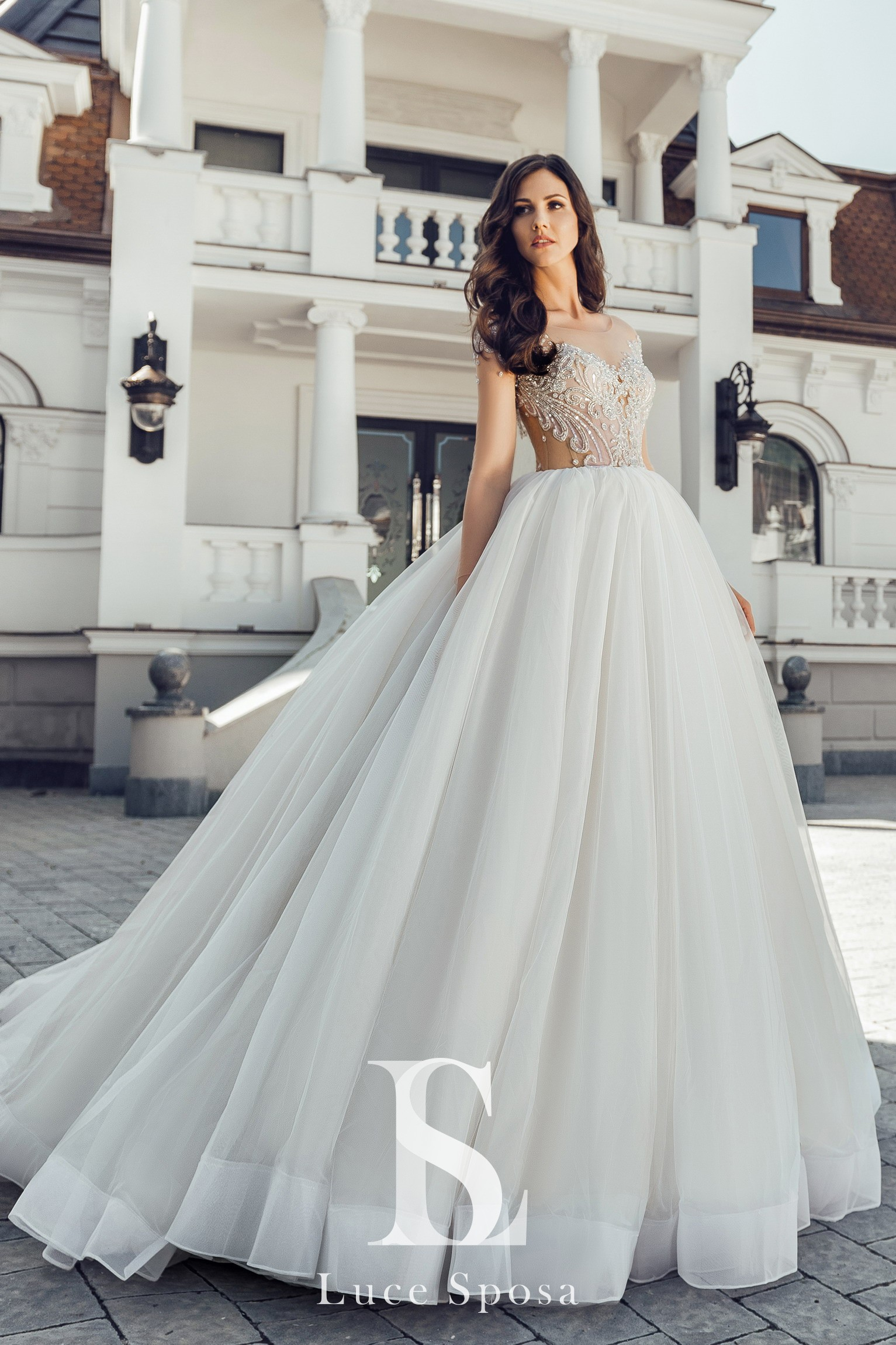 Wedding Dresses «Ilmira»-2
