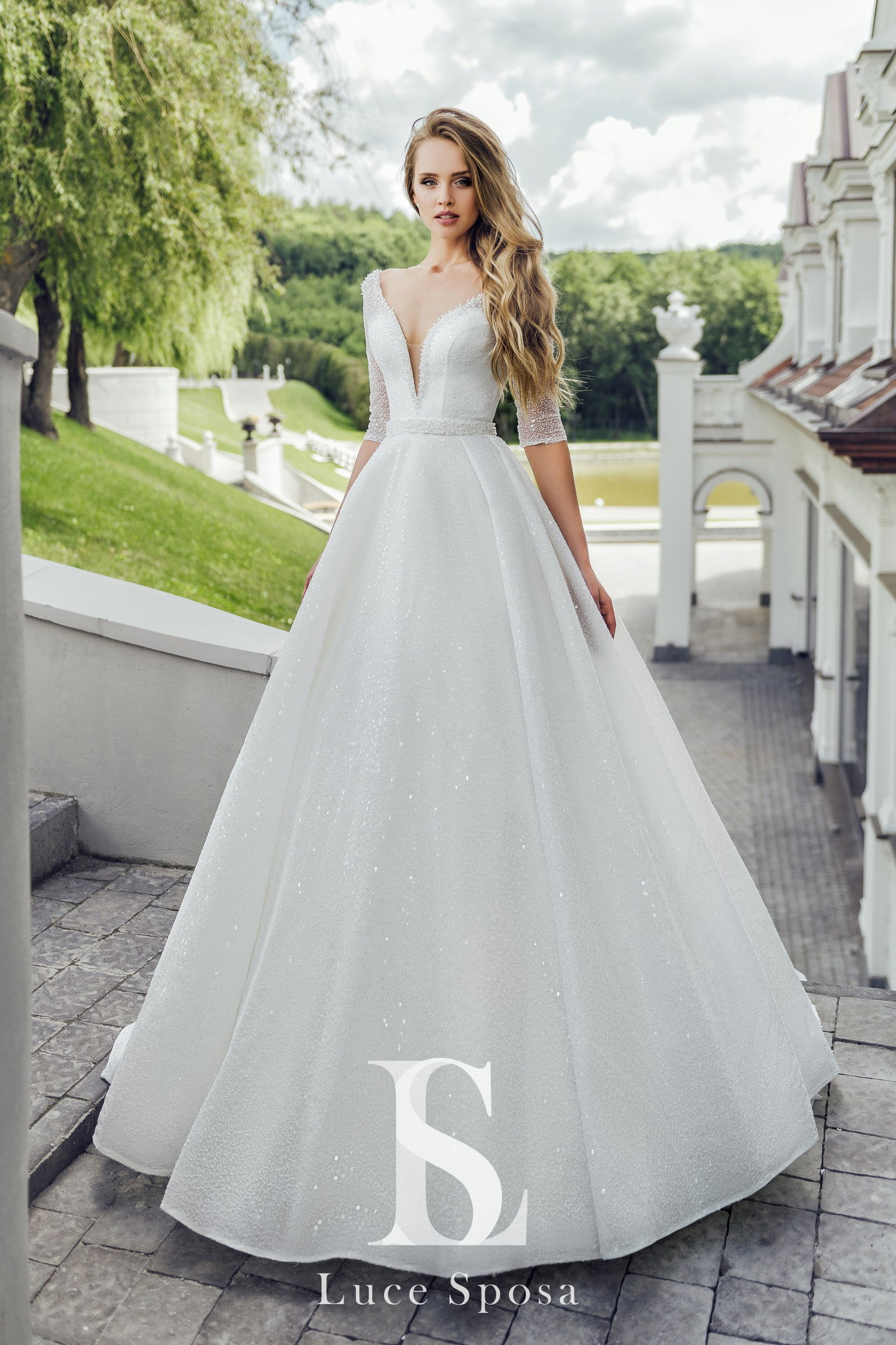 Wedding Dresses «Riccarda»-2