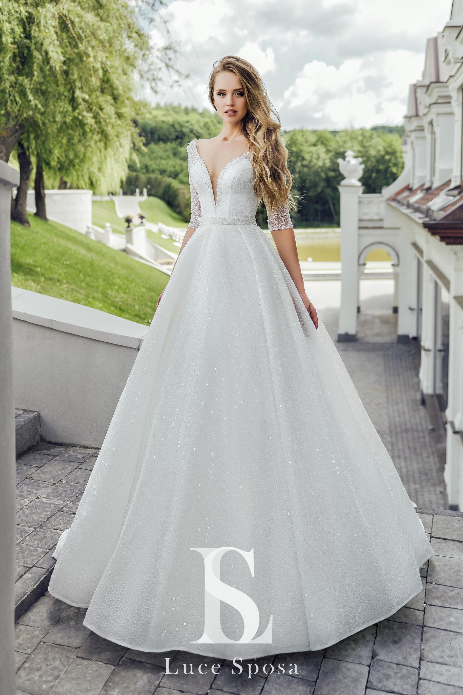 Свадебные платья оптом «Riccarda»-2