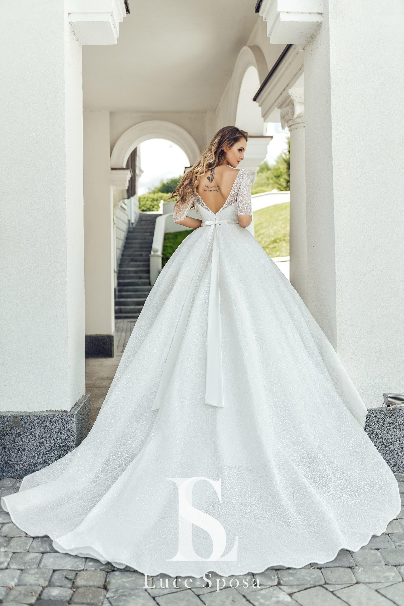 Свадебные платья оптом «Riccarda»-3