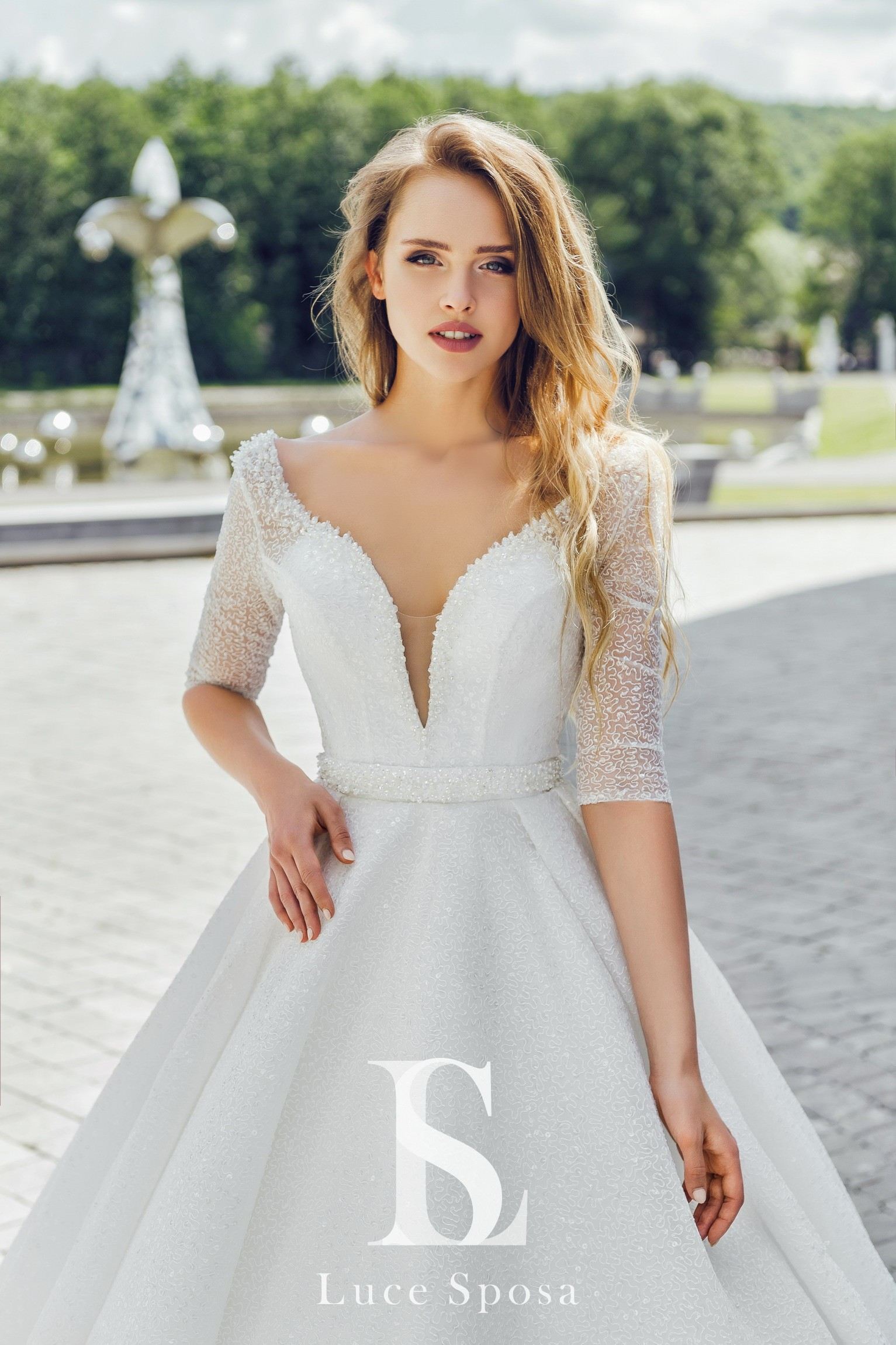 Wedding Dresses «Riccarda»-1