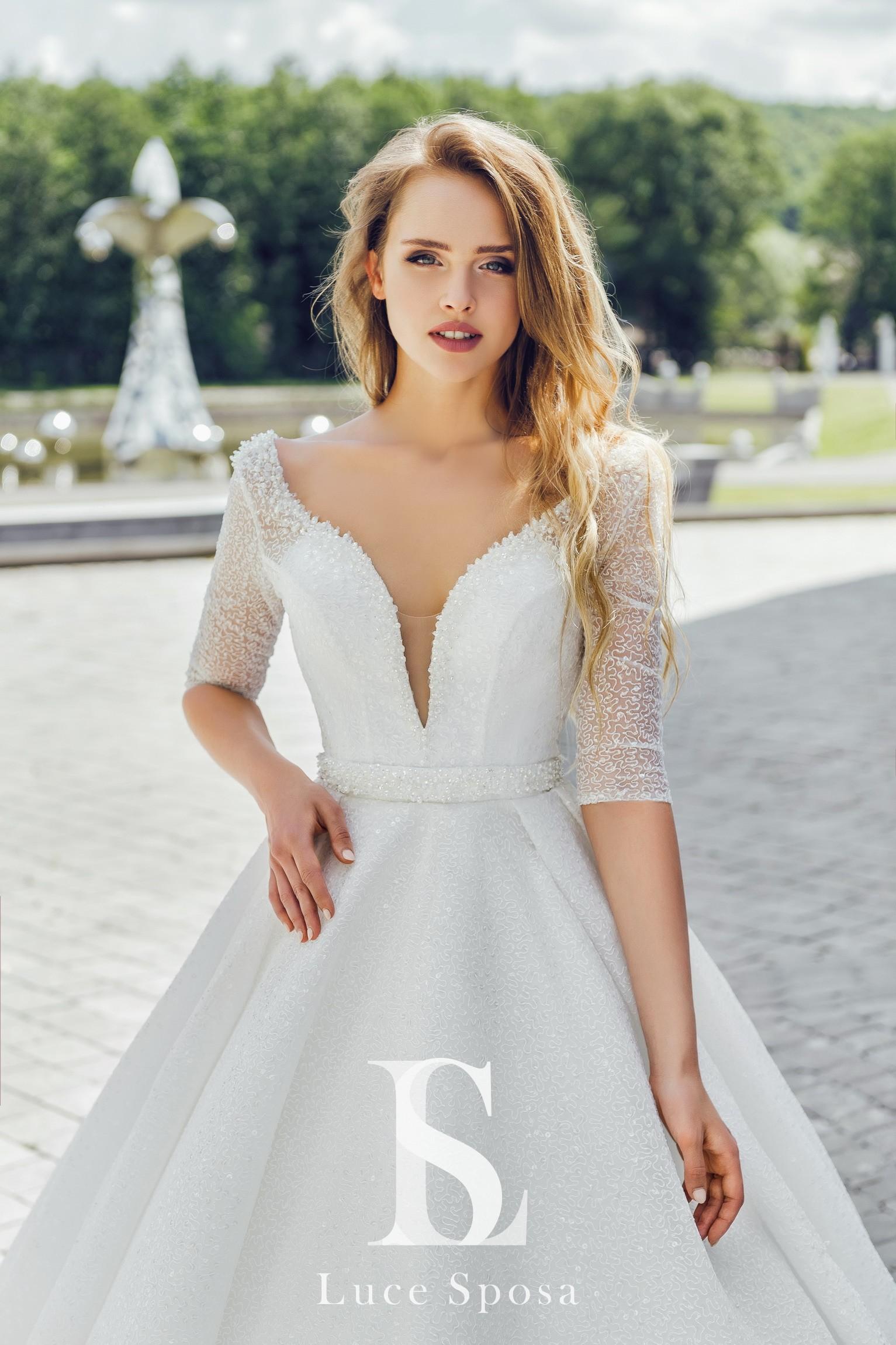 Свадебные платья оптом «Riccarda»-1