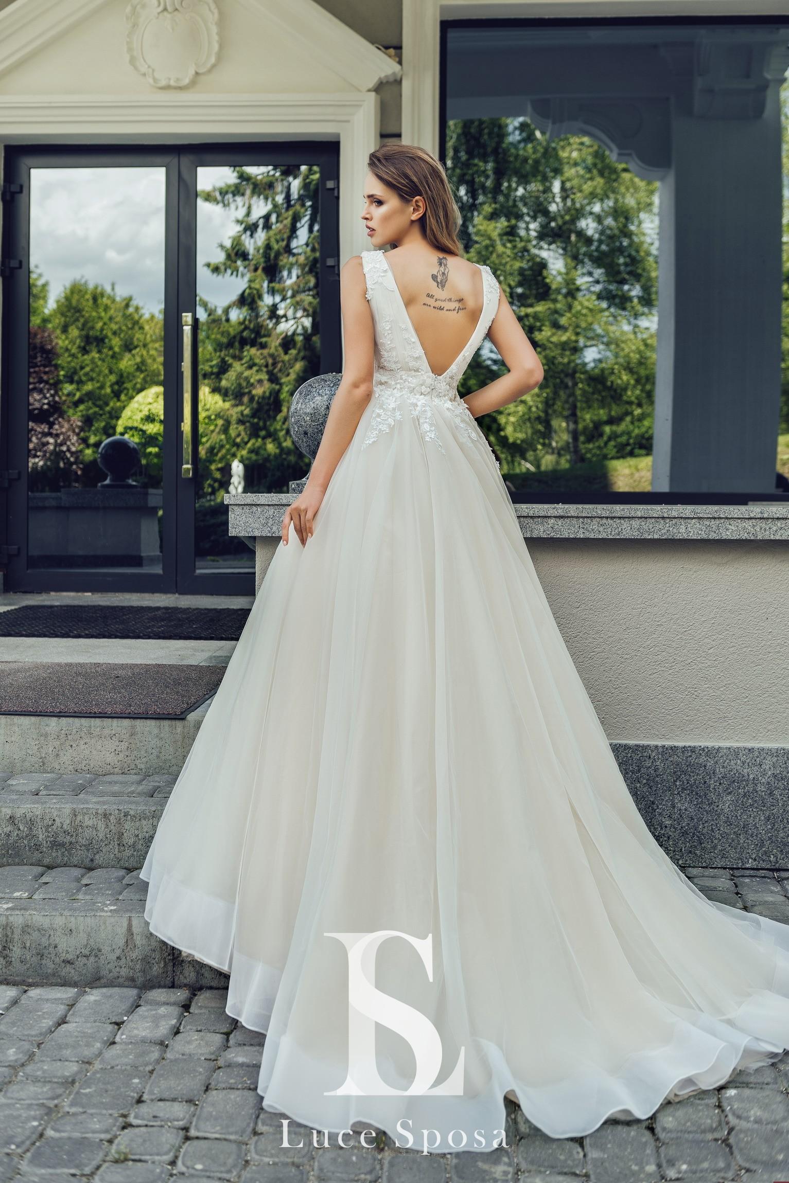 Wedding Dresses «Domenica»-3
