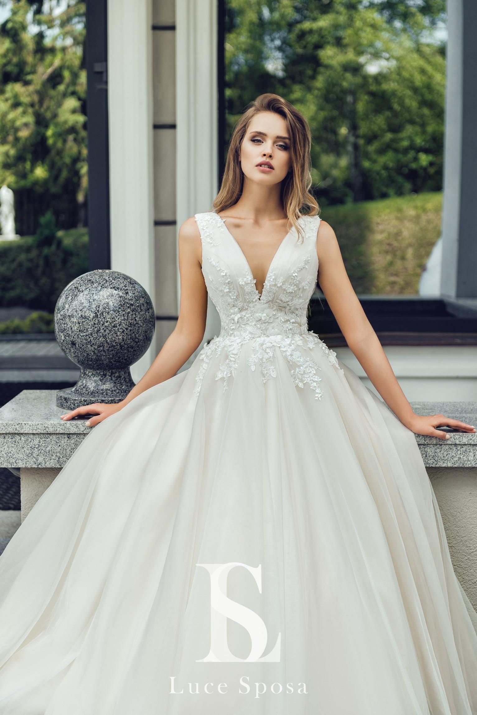 Wedding Dresses «Domenica»-1