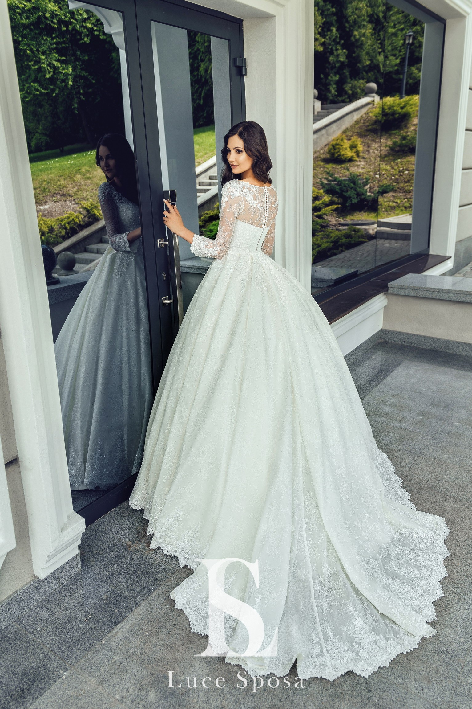 Wedding Dresses «Federica»-3
