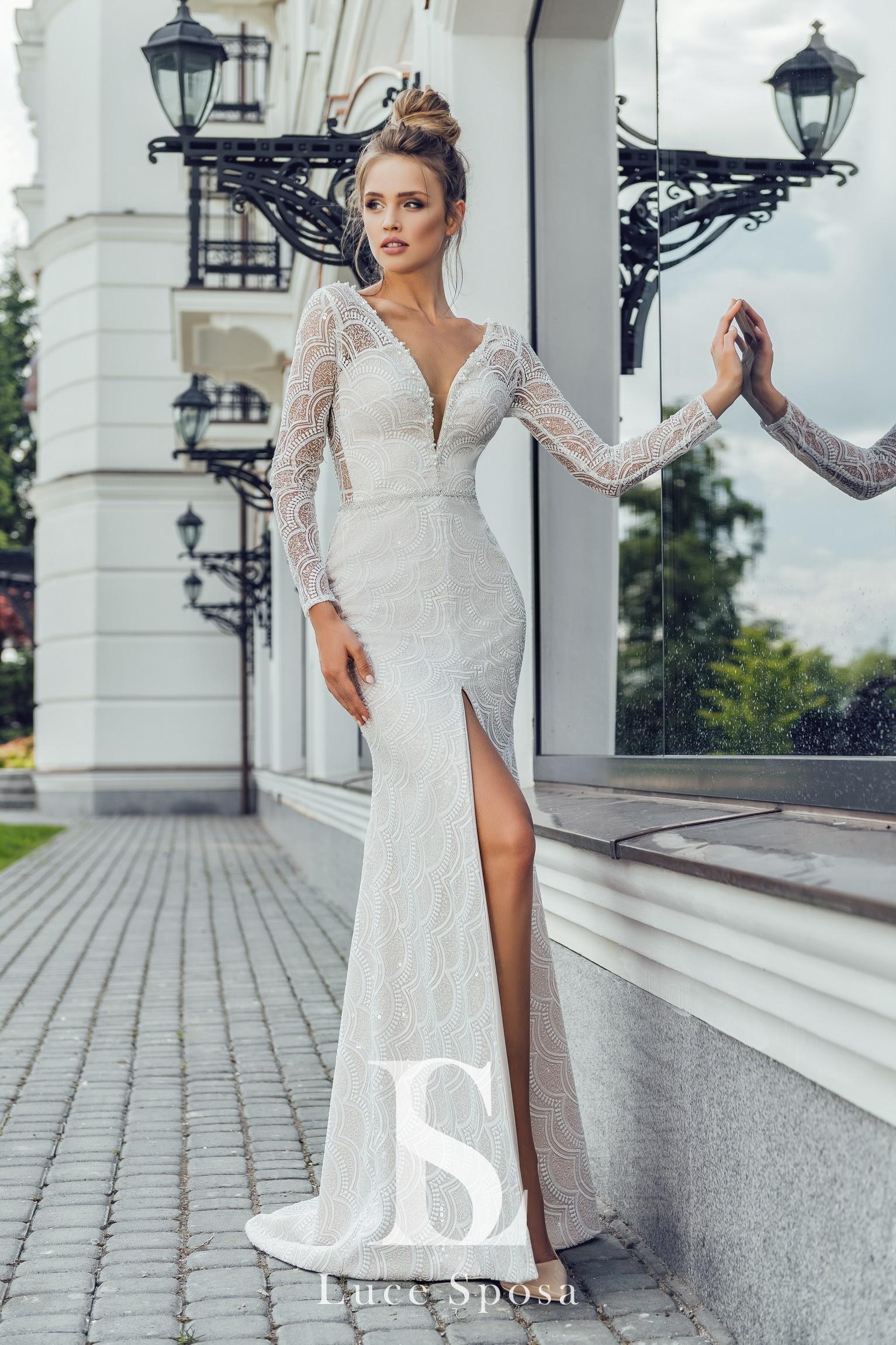 Свадебные платья оптом «Edda»-2