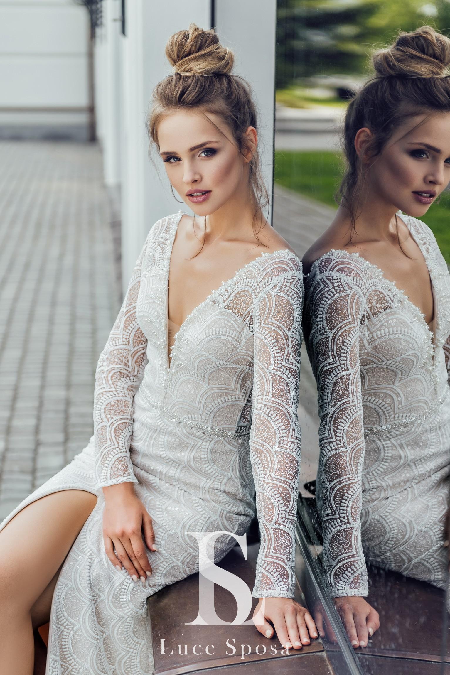 Свадебные платья оптом «Edda»-1