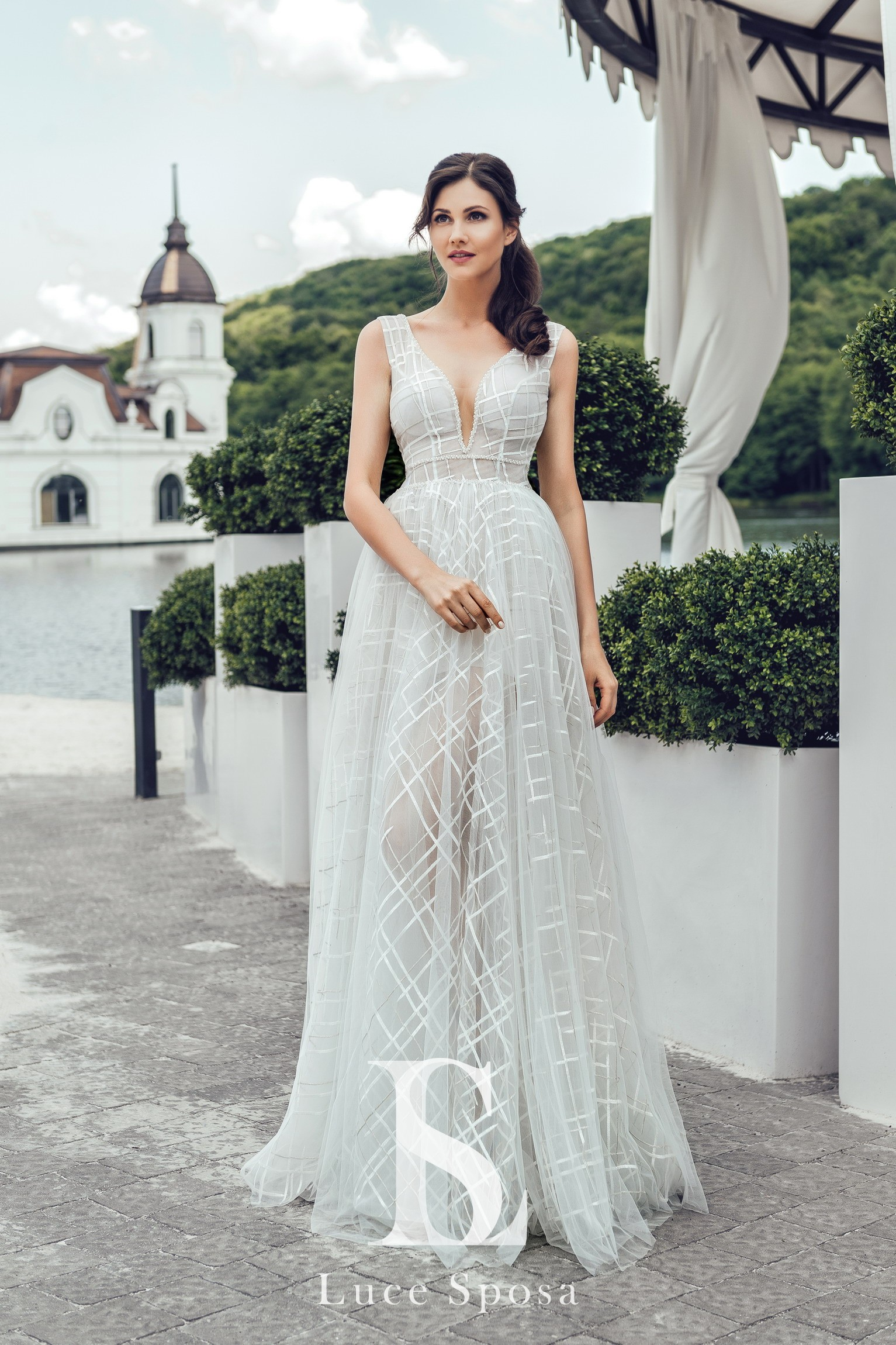 Wedding Dresses «Alma»-3