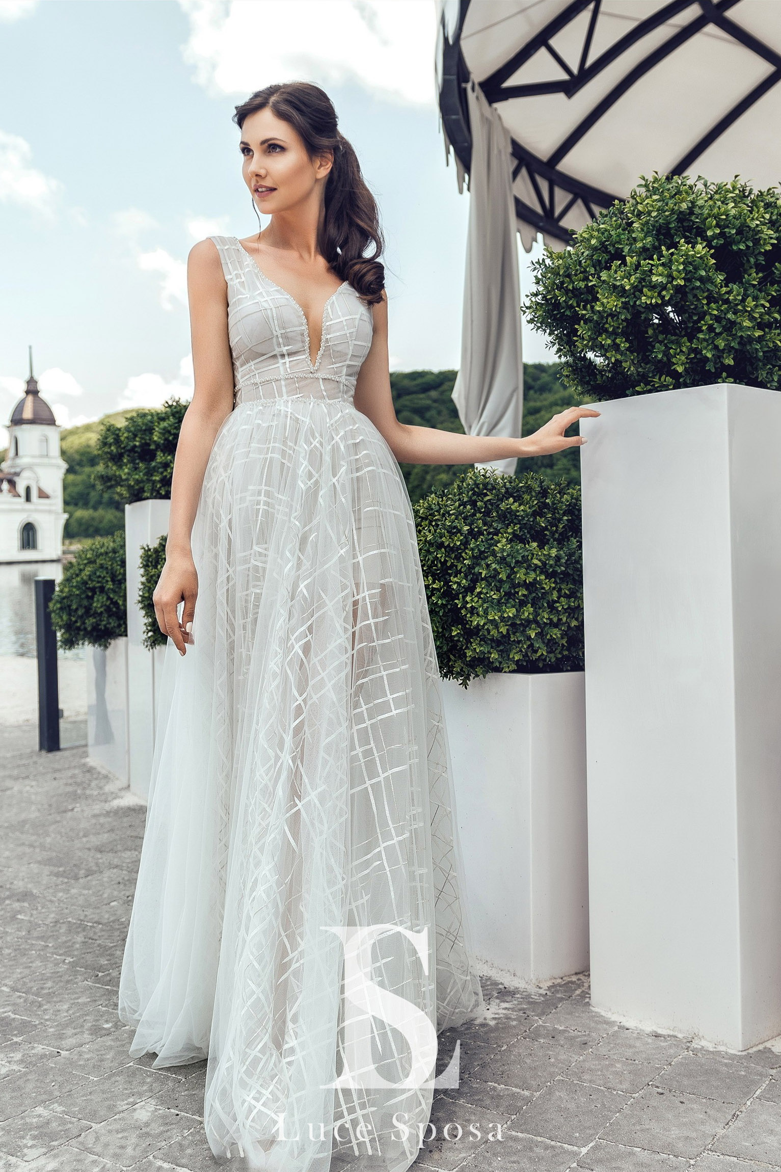 Wedding Dresses «Alma»-1