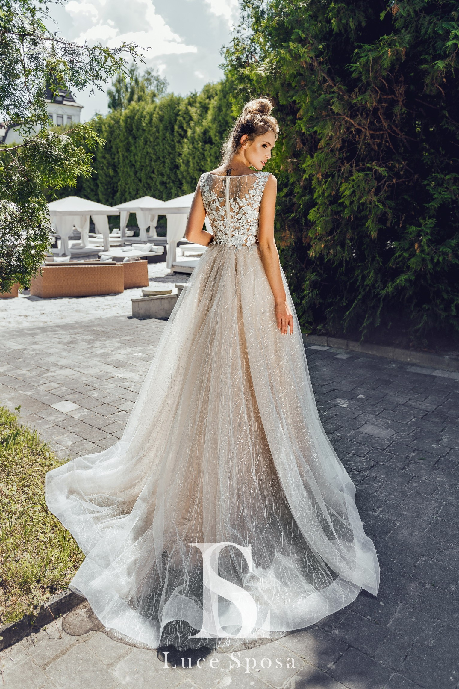 Wedding Dresses «Ornella»-3