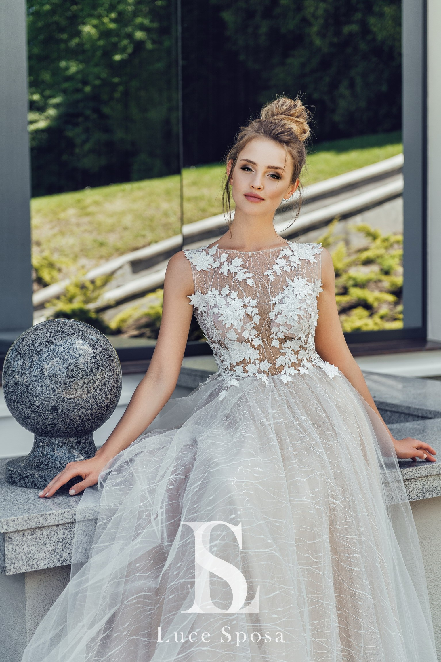 Wedding Dresses «Ornella»-1