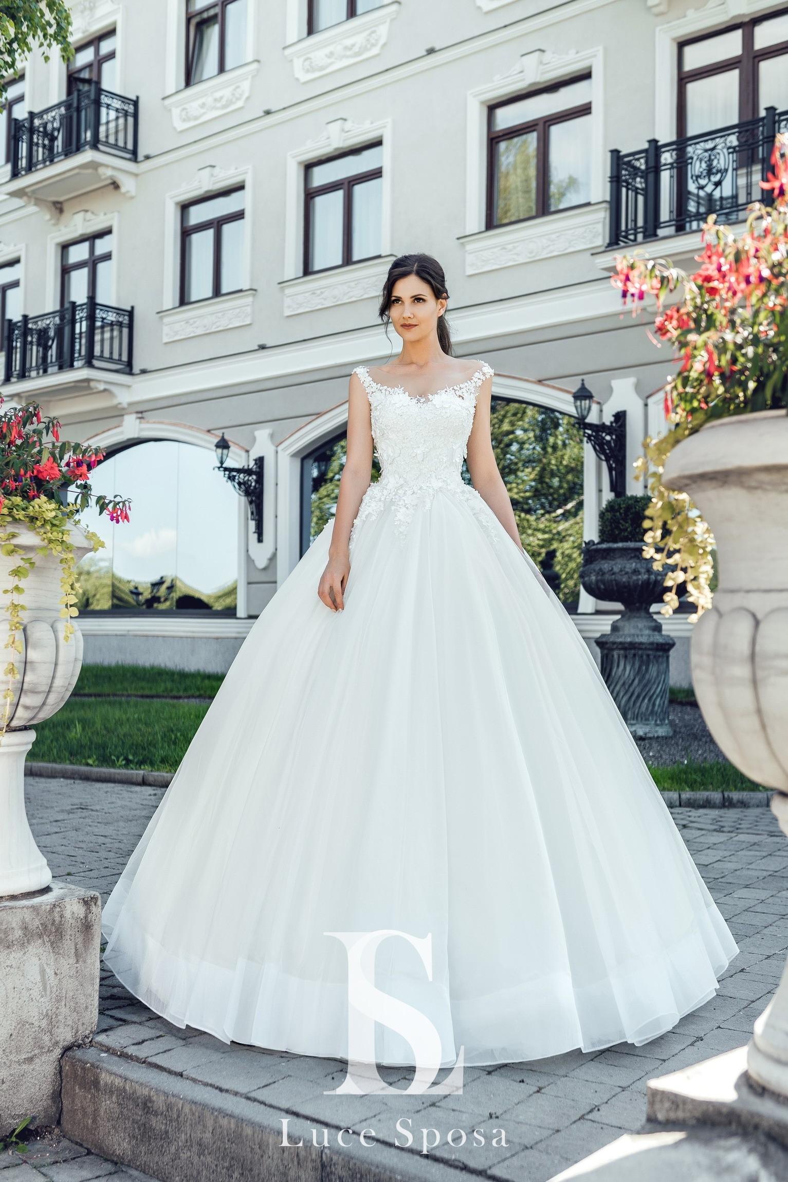 Wedding Dresses «Vincenza»-2