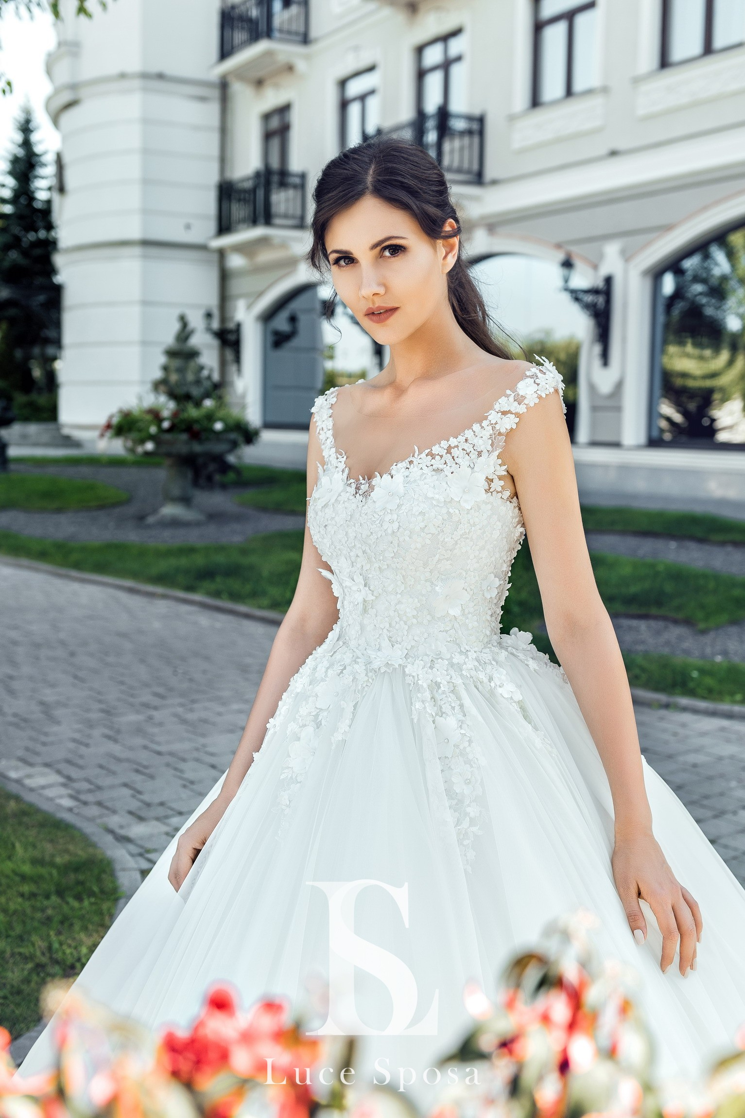 Wedding Dresses «Vincenza»-1
