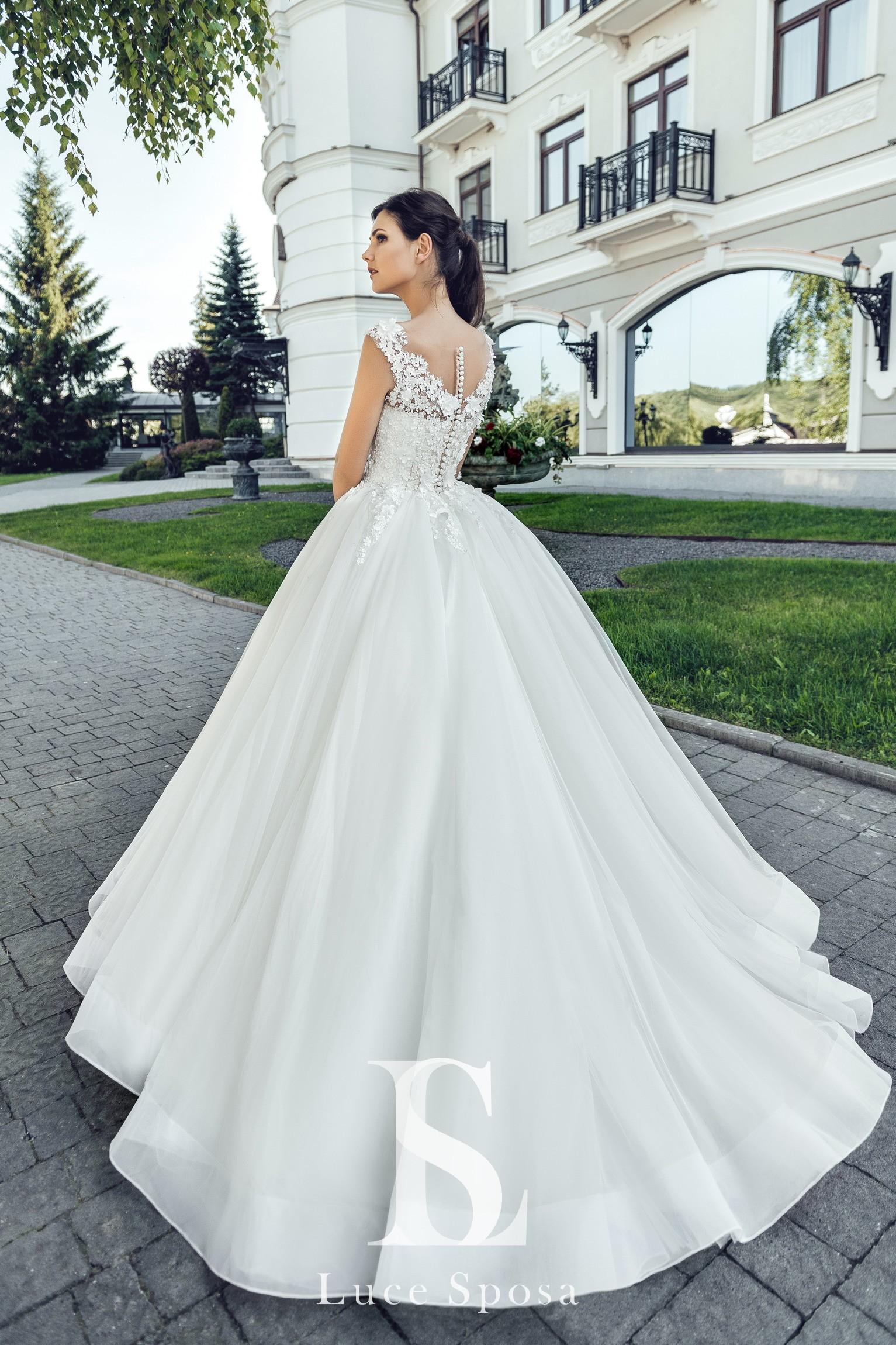 Wedding Dresses «Vincenza»-3