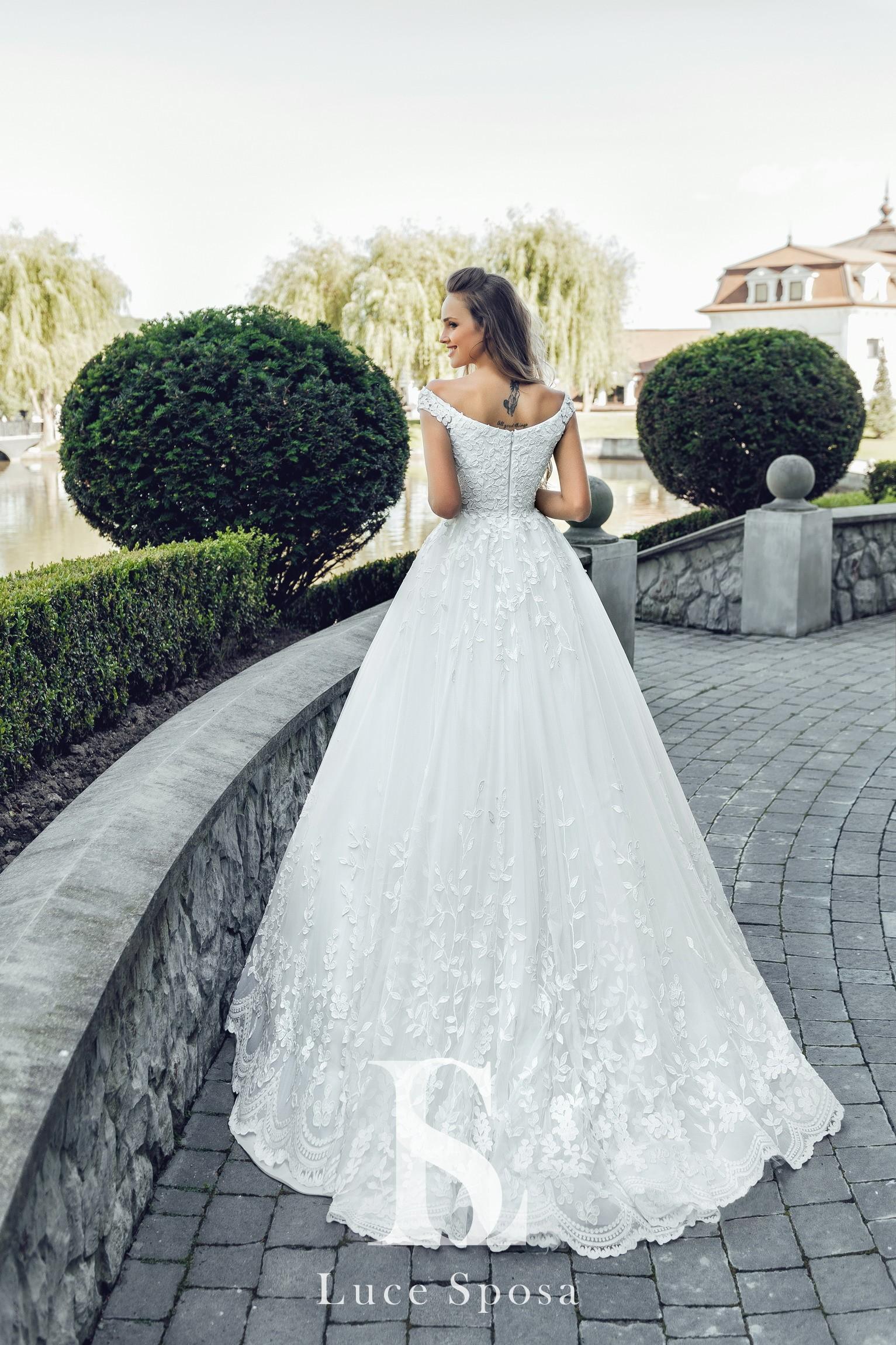 Свадебные платья оптом «Catalina»-3