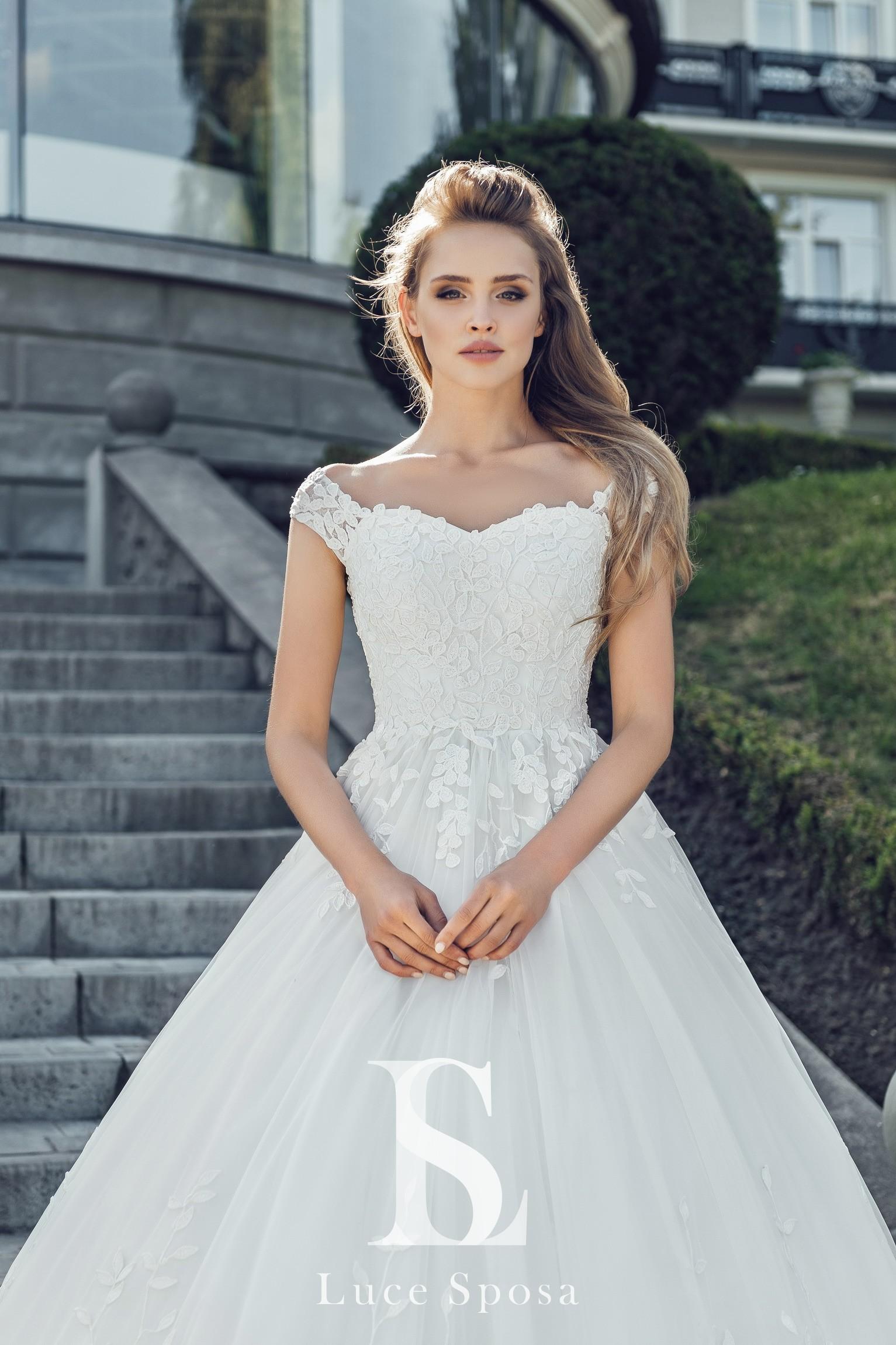 Свадебные платья оптом «Catalina»-1