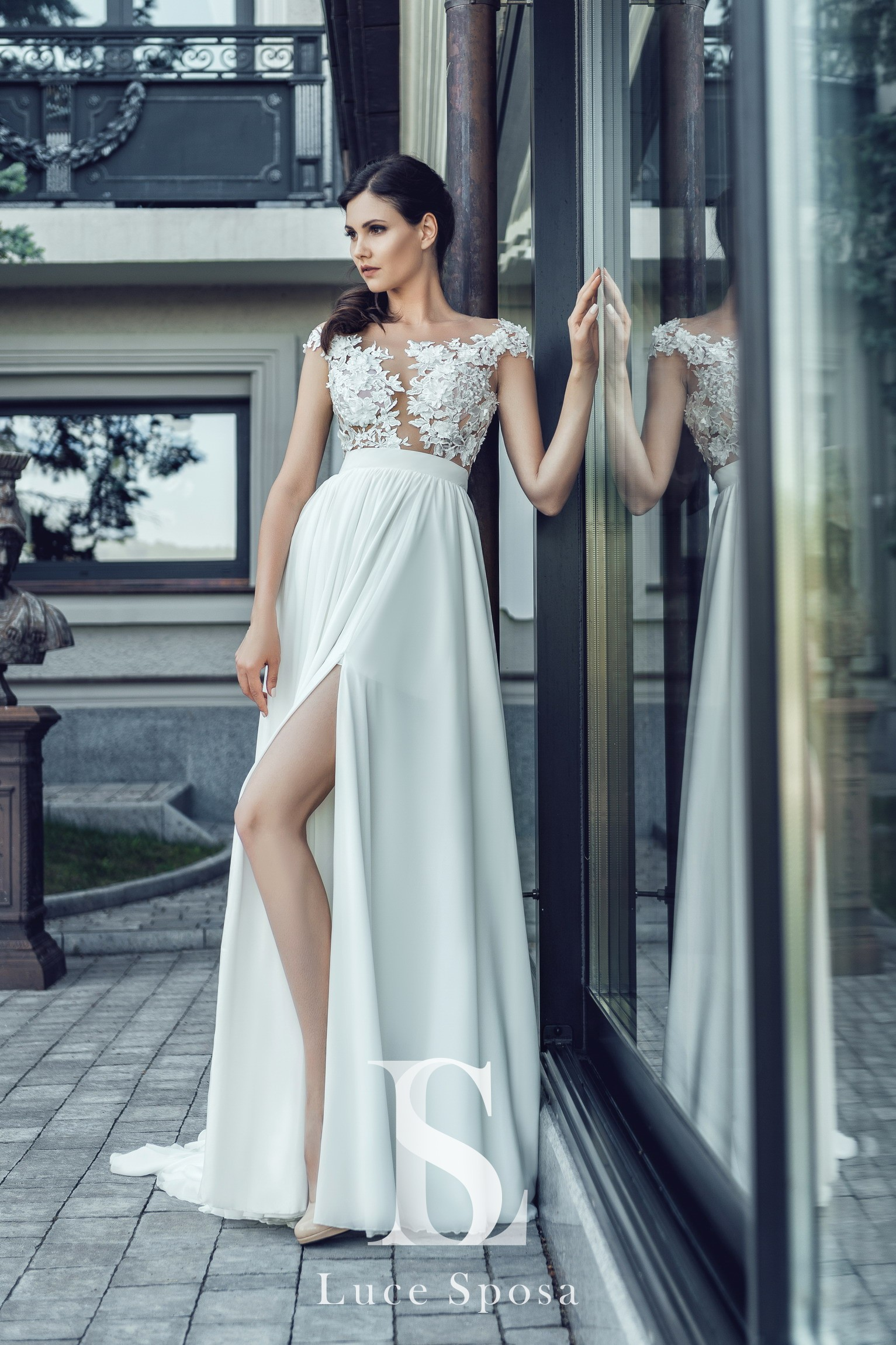 Wedding Dresses «Sintia»-2