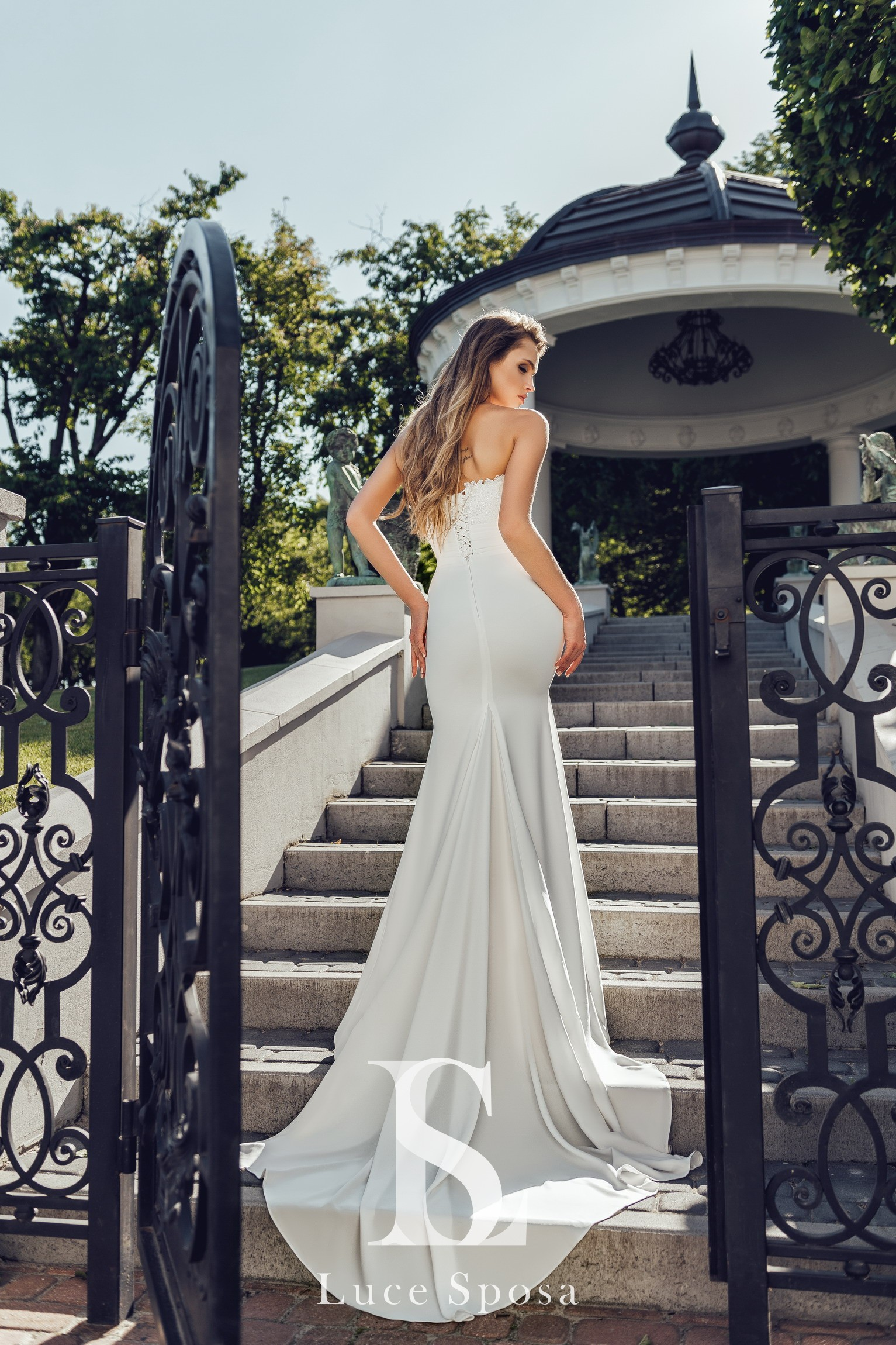 Wedding Dresses «Gracia»-3