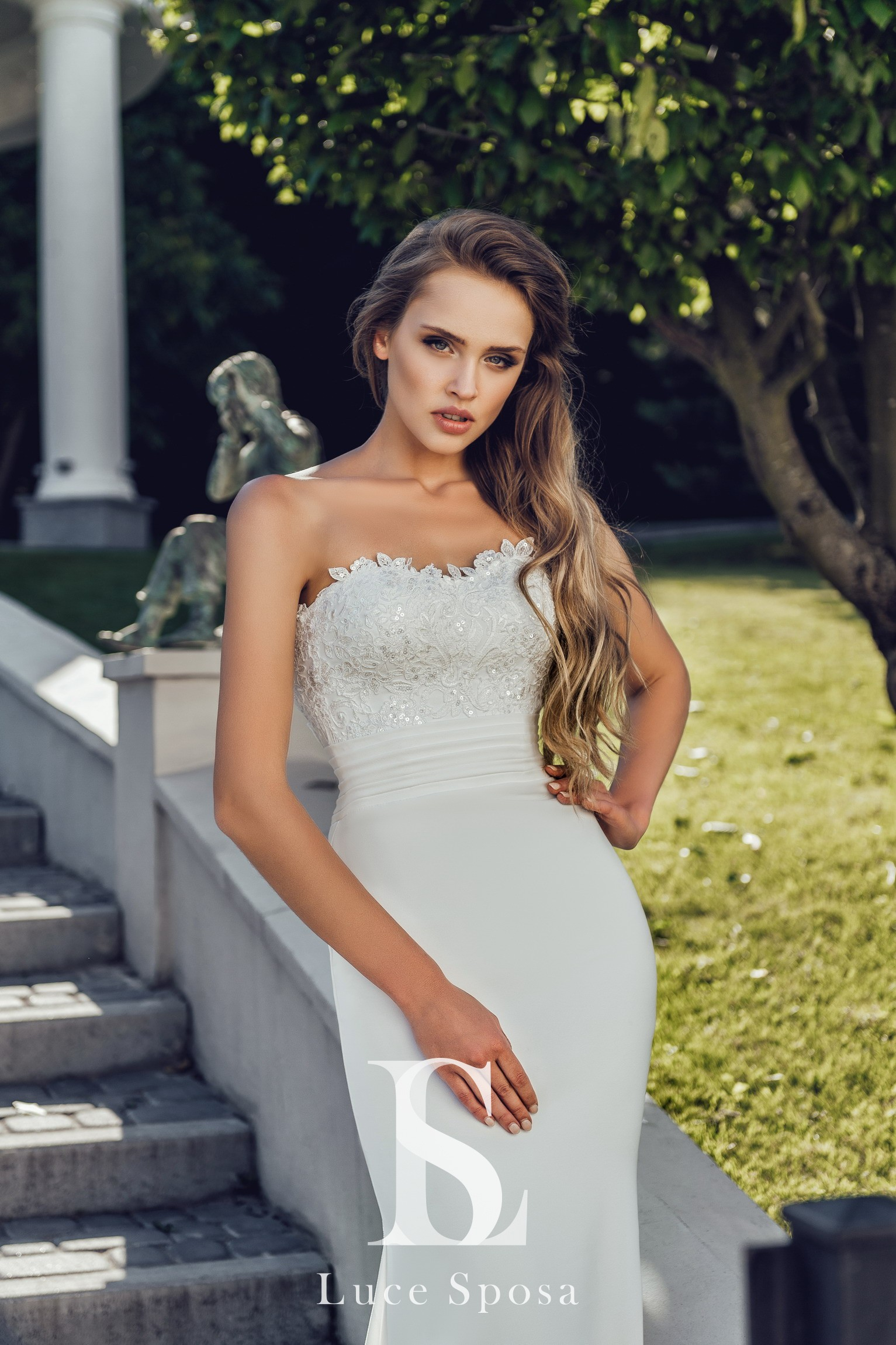 Wedding Dresses «Gracia»-1