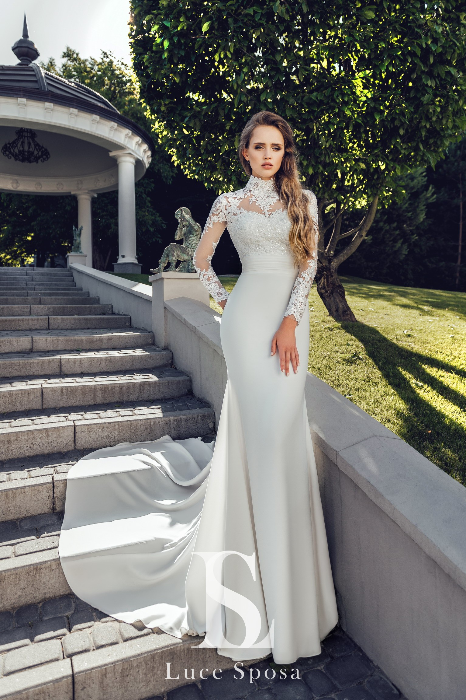 Wedding Dresses «Gracia»-2