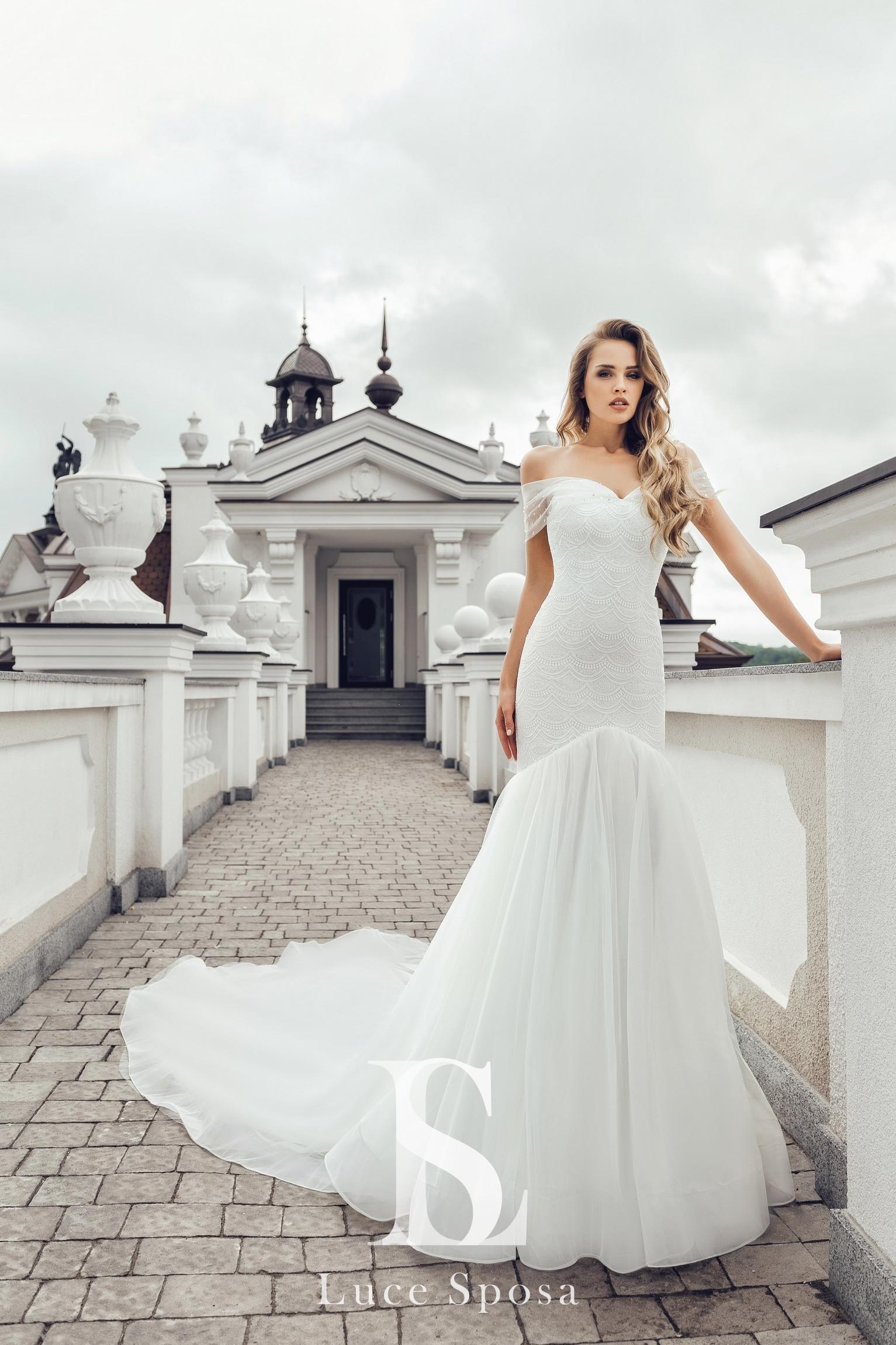 Wedding Dresses «Augostina»-1