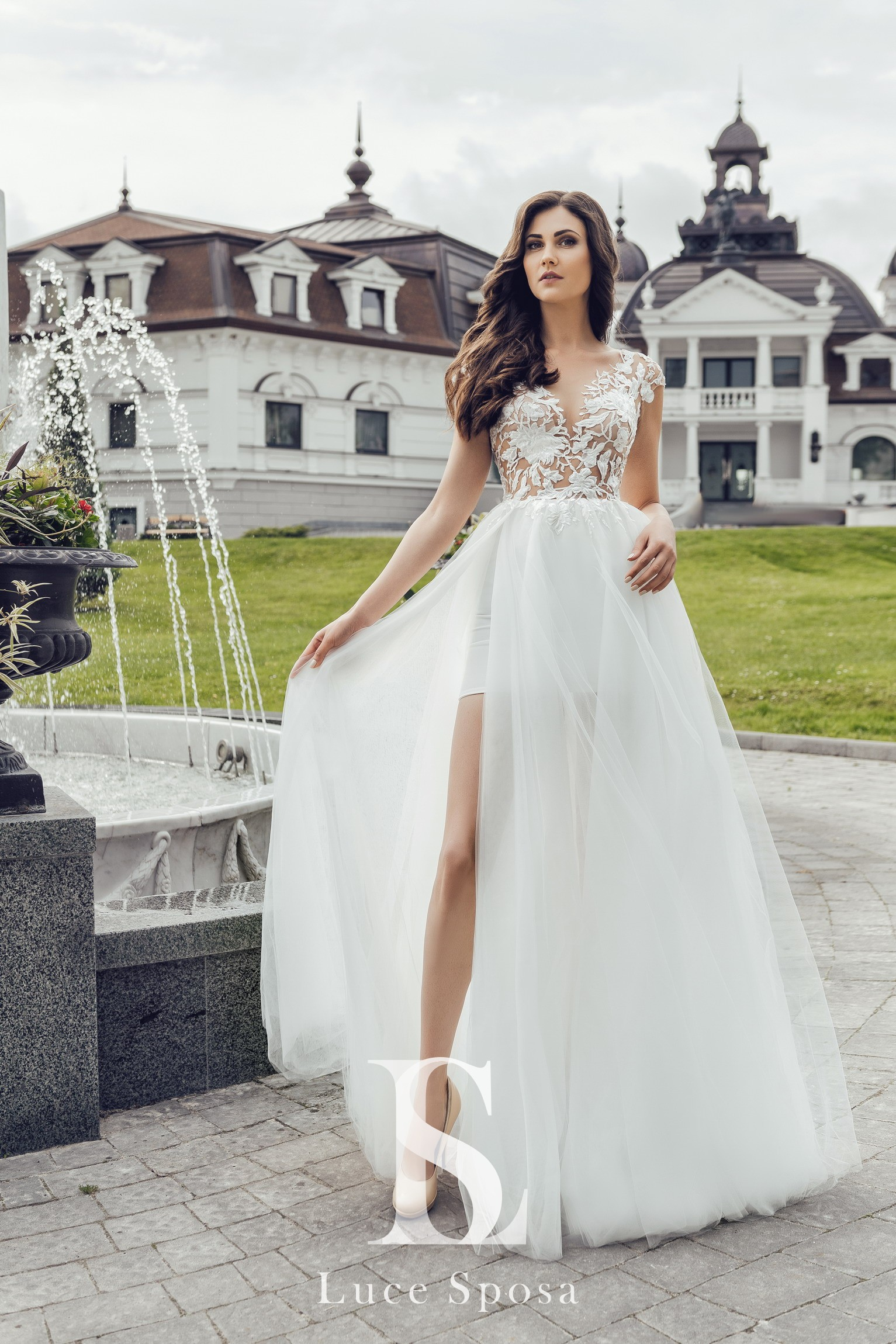 Wedding Dresses «Marisa»-2